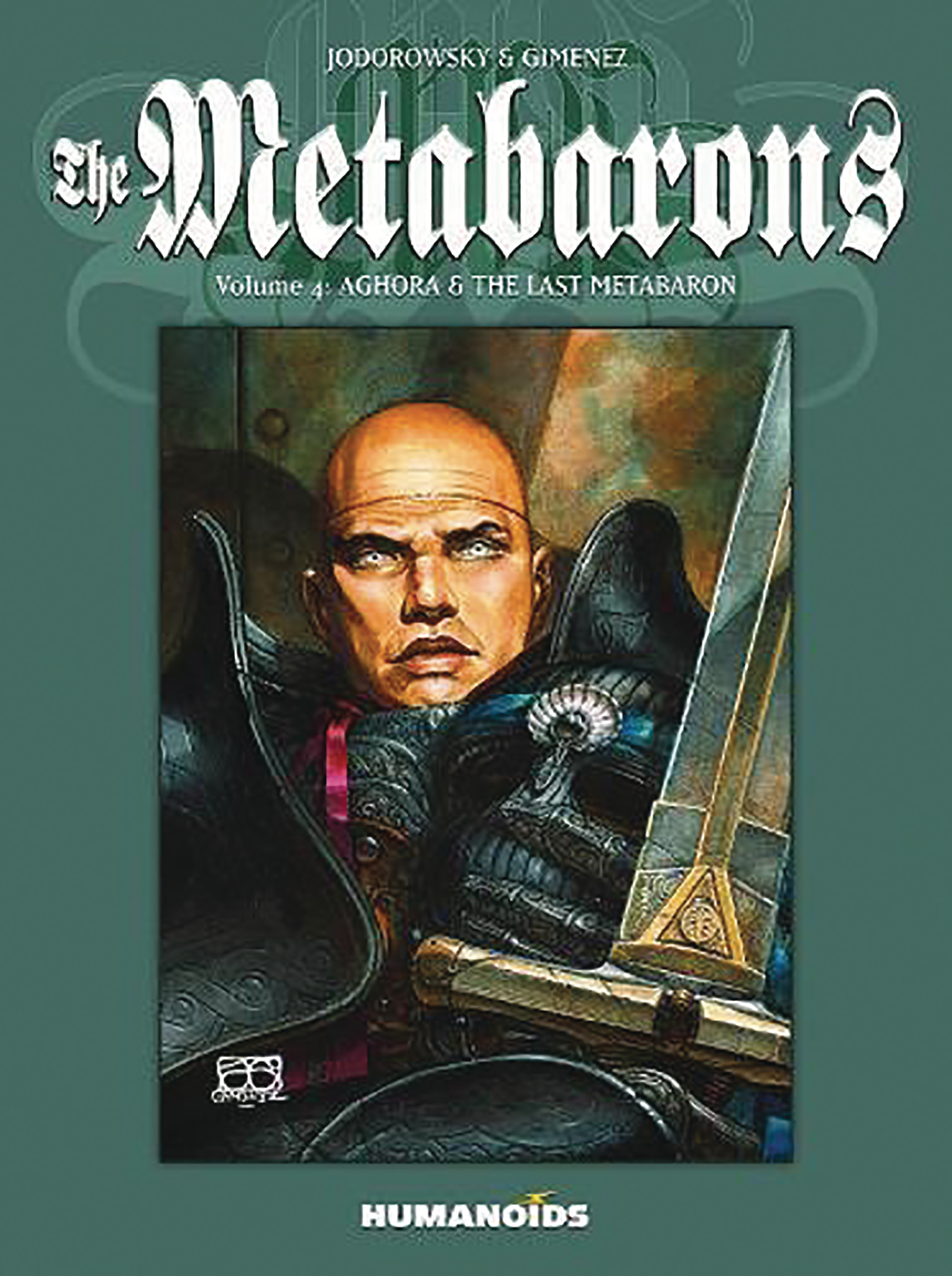 METABARONS GN VOL 04 (OF 4) AGHORA & LAST METABARON (MR)