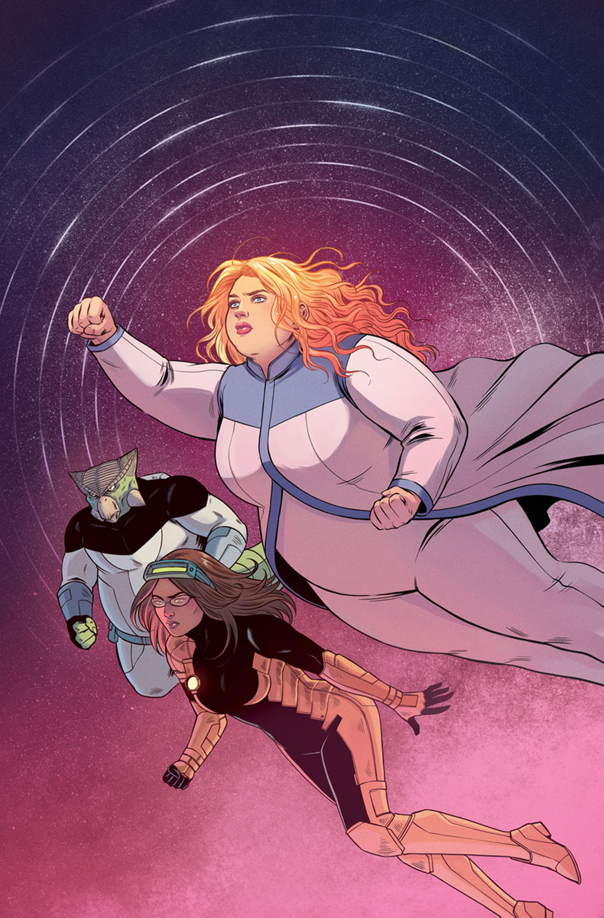 FAITH AND THE FUTURE FORCE #4 CVR B BARTEL