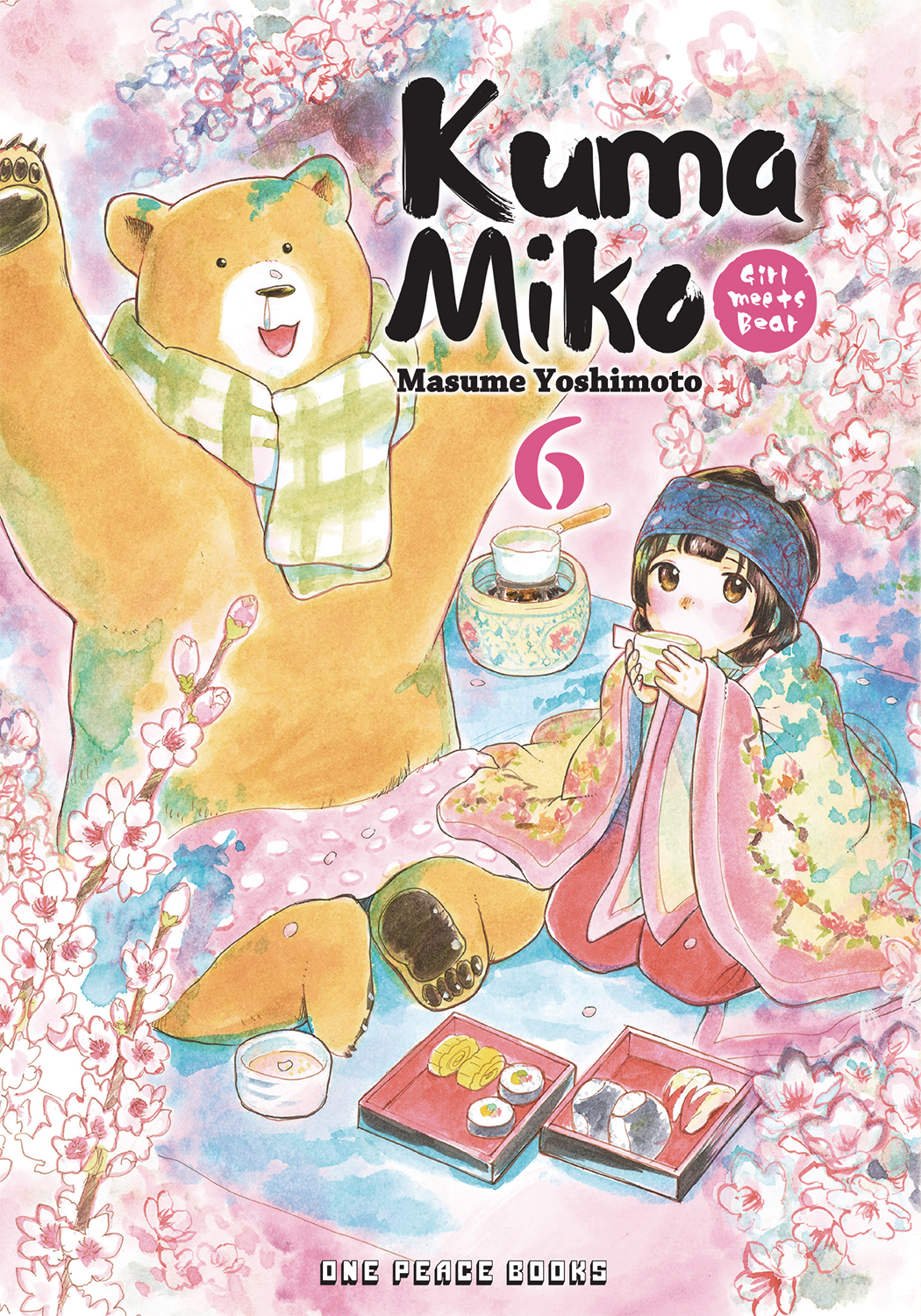 KUMA MIKO GIRL MEETS BEAR GN VOL 06