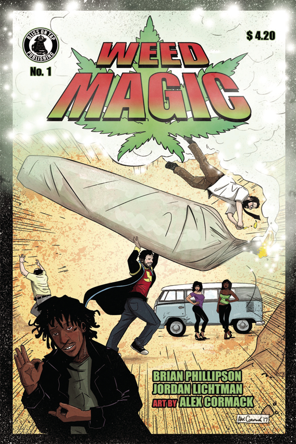 WEED MAGIC VOL 01
