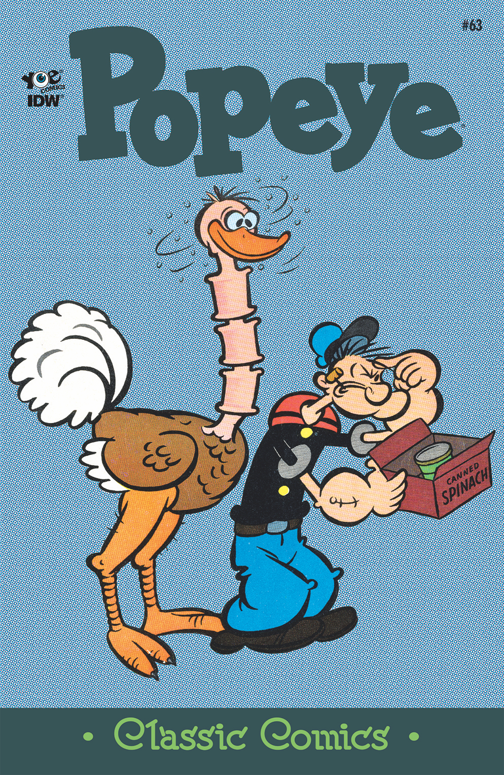 POPEYE CLASSICS ONGOING #63