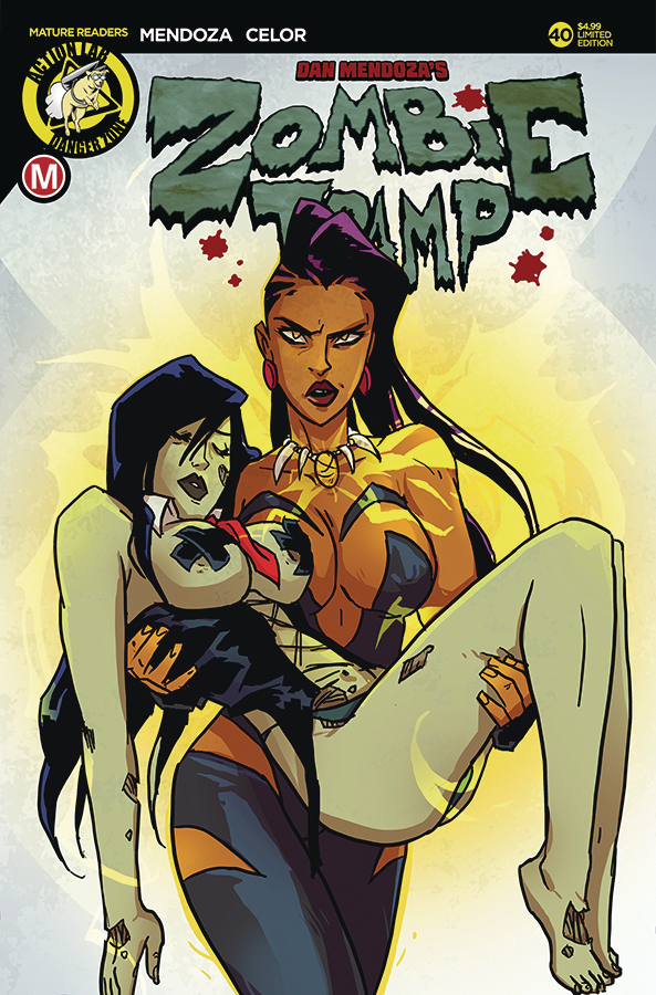 ZOMBIE TRAMP ONGOING #40 CVR C BESTIES (MR)