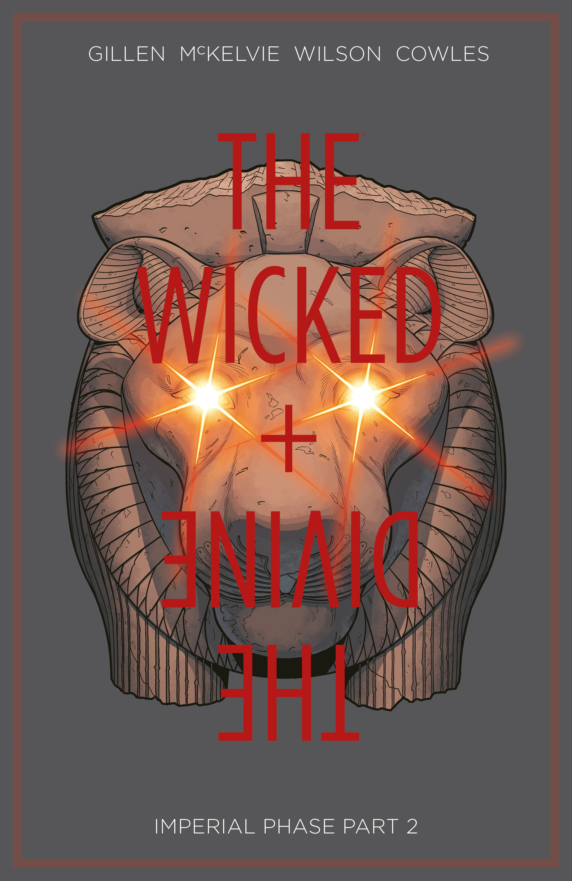 WICKED & DIVINE TP VOL 06 IMPERIAL PHASE PART 2 (NOV170862)