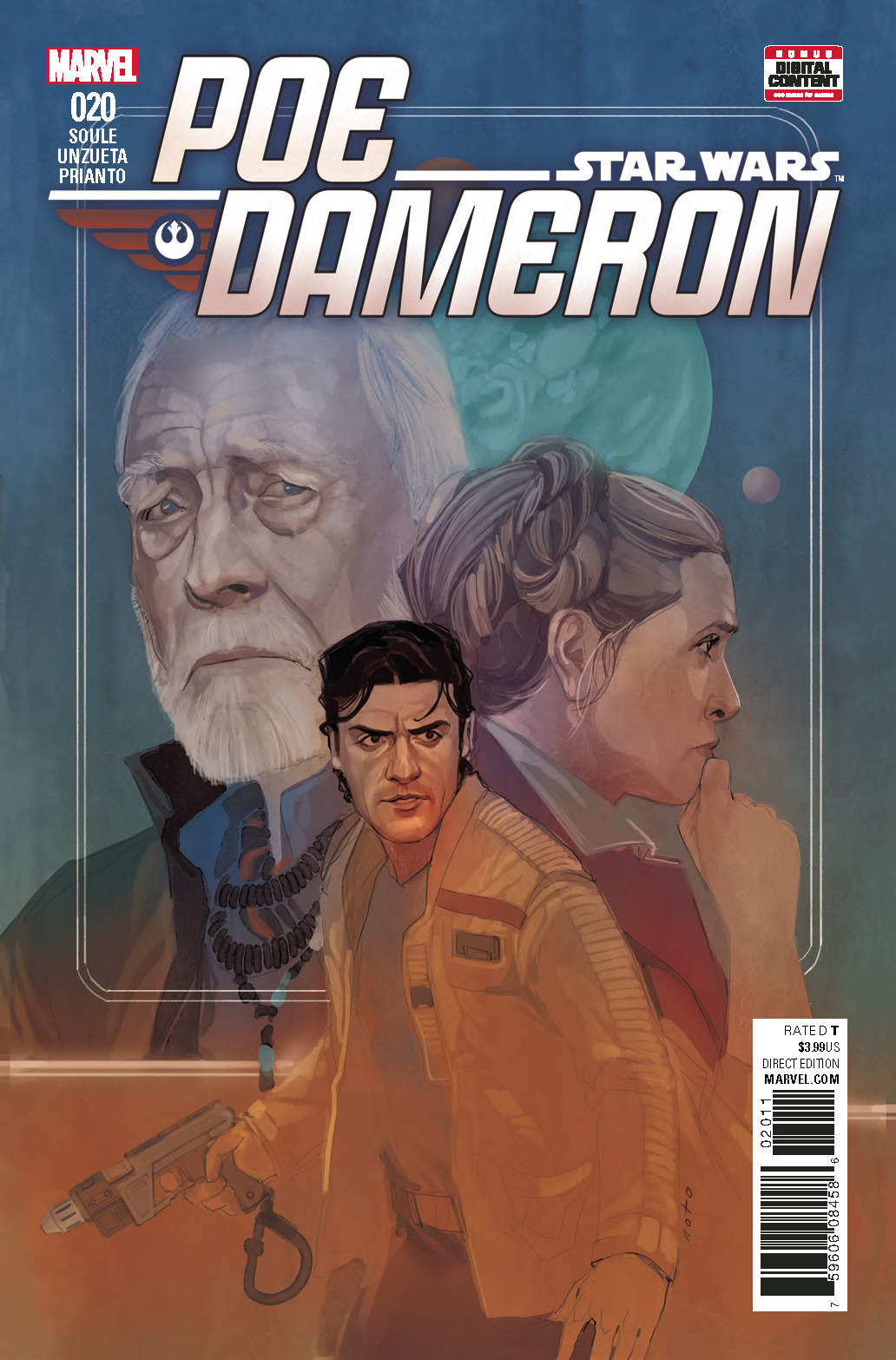 STAR WARS POE DAMERON #20