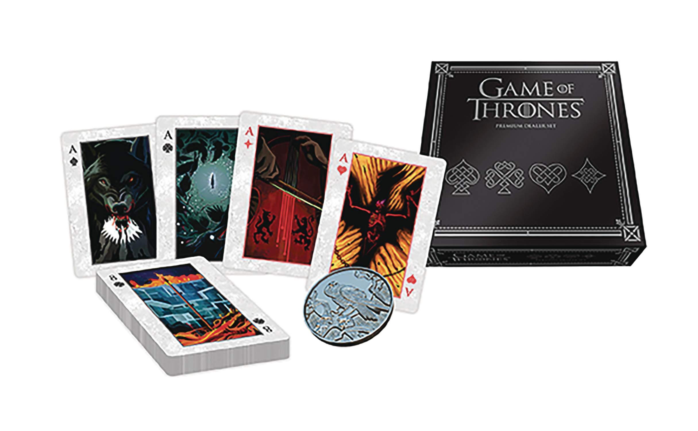 GAME OF THRONES PREMIUM PLAYING CARDS