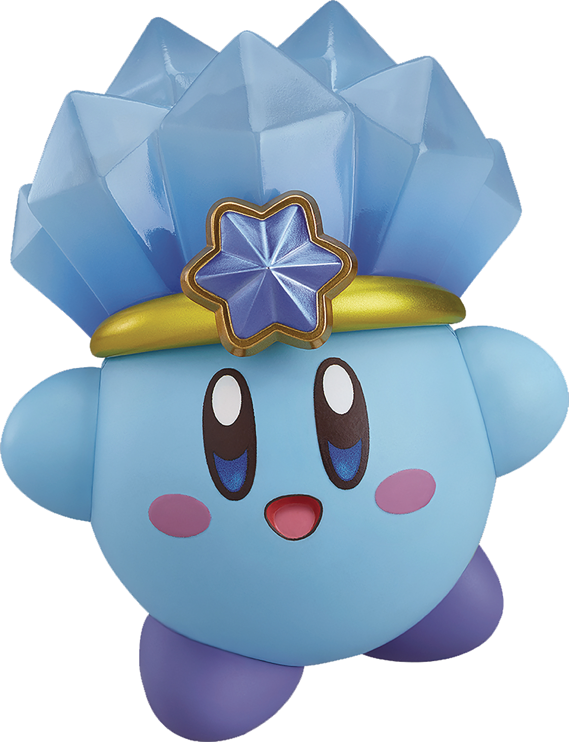 KIRBYS DREAM LAND KIRBY NENDOROID ICE KIRBY VER