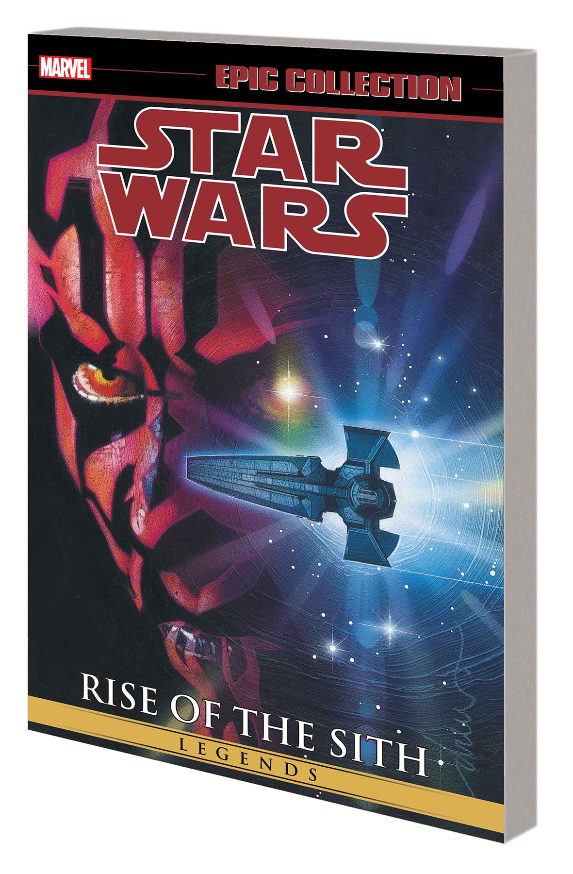 STAR WARS LEGENDS EPIC COLLECTION RISE OF SITH TP VOL 02