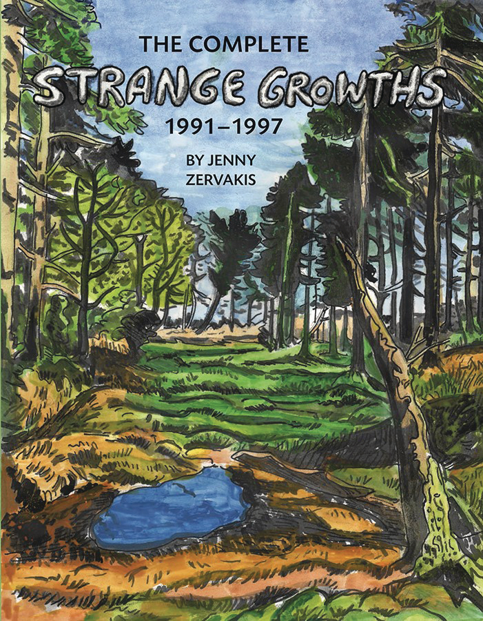 COMPLETE STRANGE GROWTHS 1991-1997