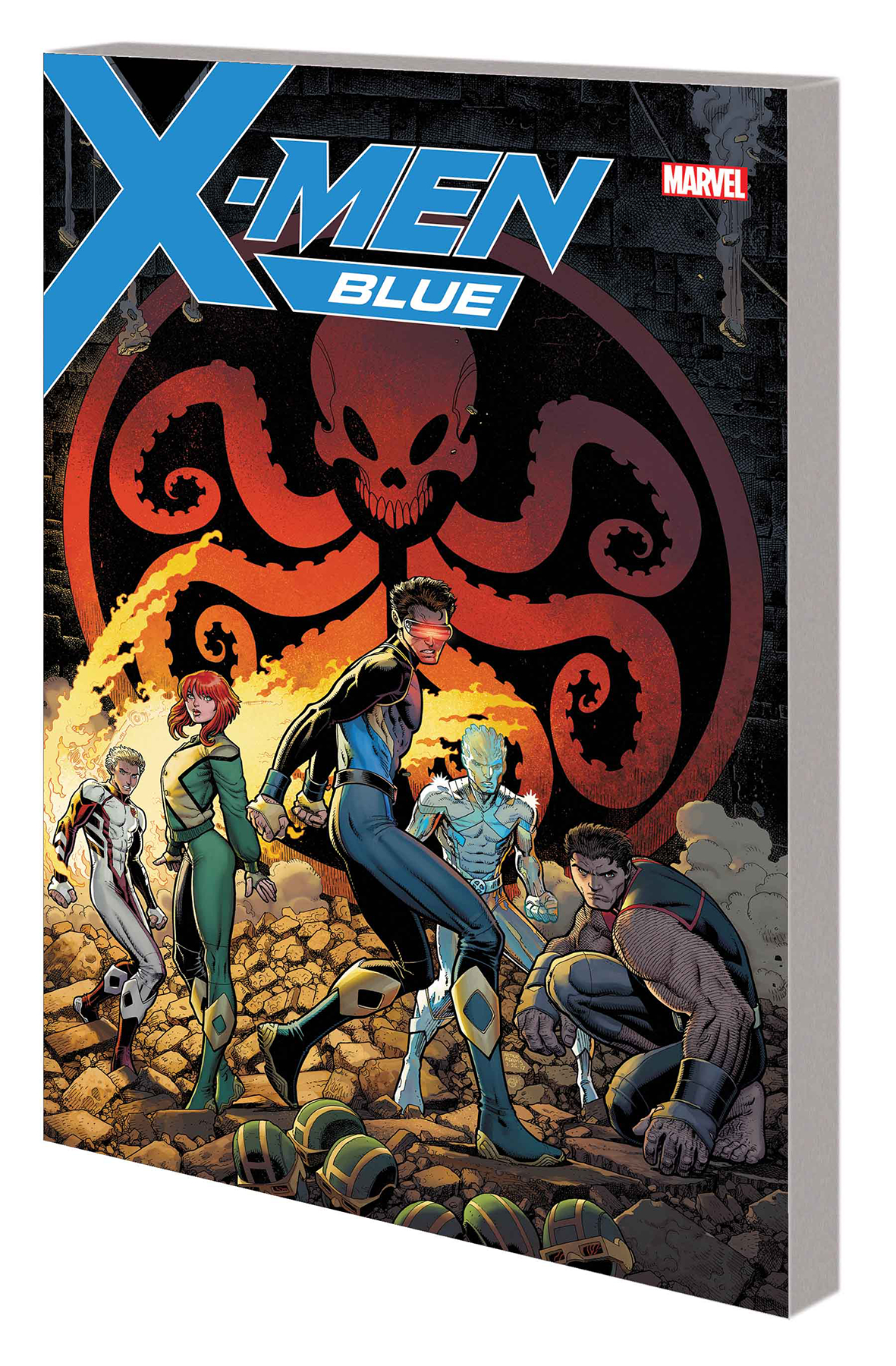 X-MEN BLUE TP VOL 02