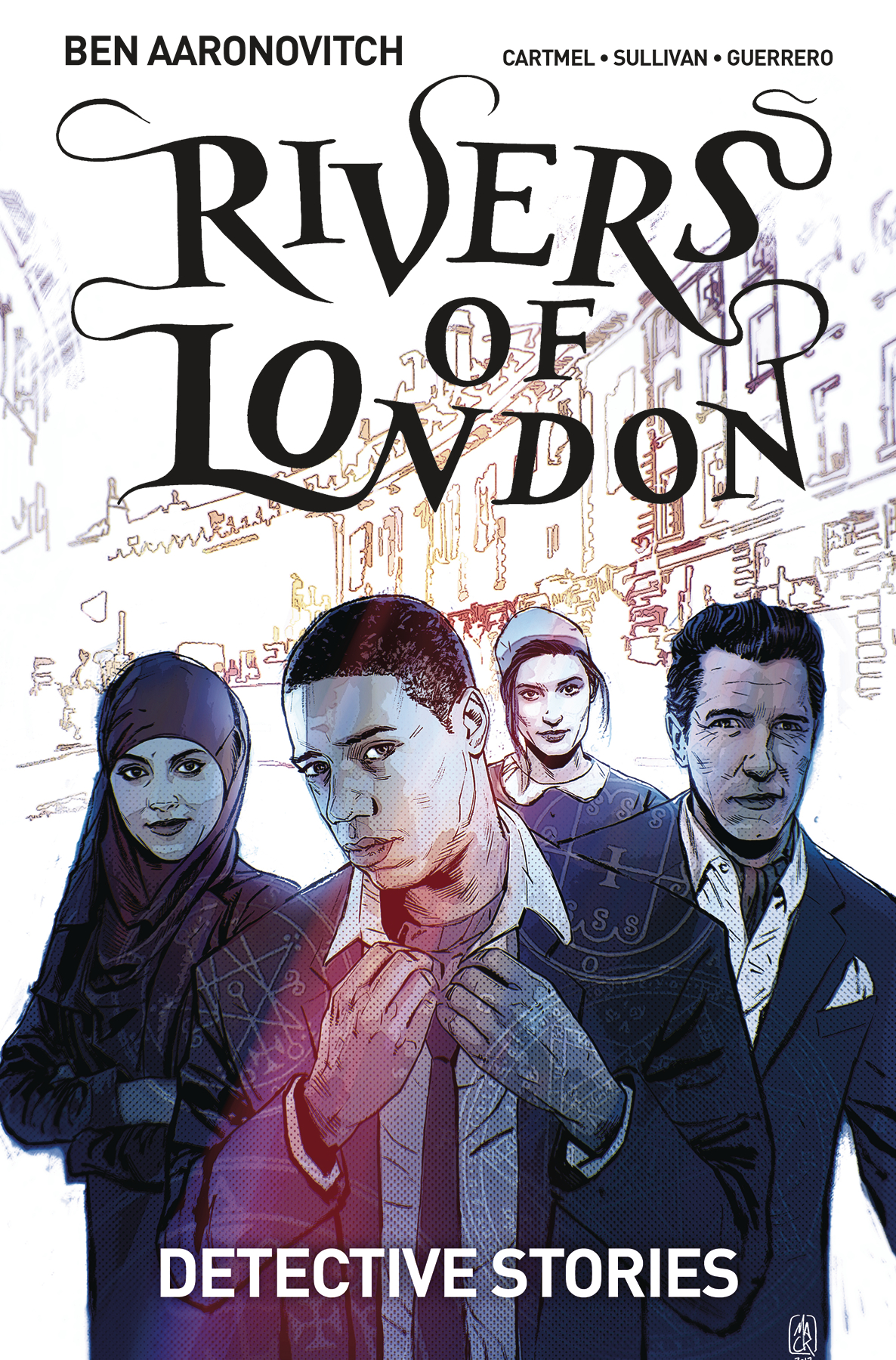 RIVERS OF LONDON TP VOL 04 DETECTIVE STORIES (O/A) (MR)