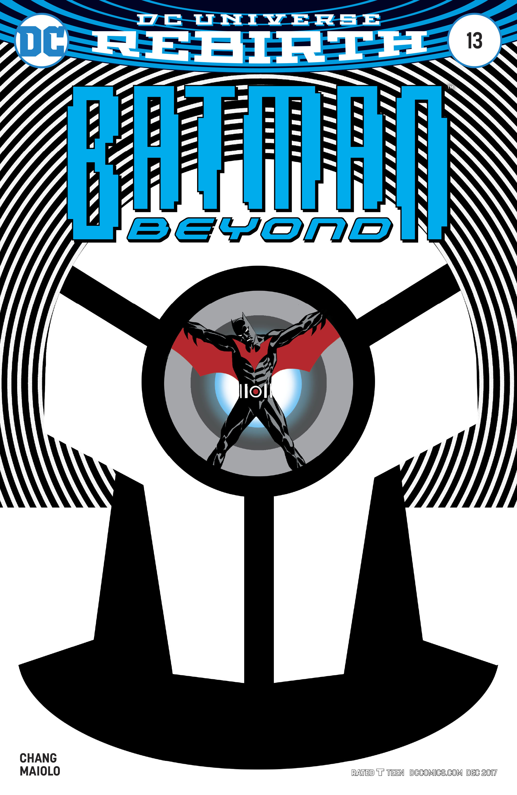 BATMAN BEYOND #13 VAR ED