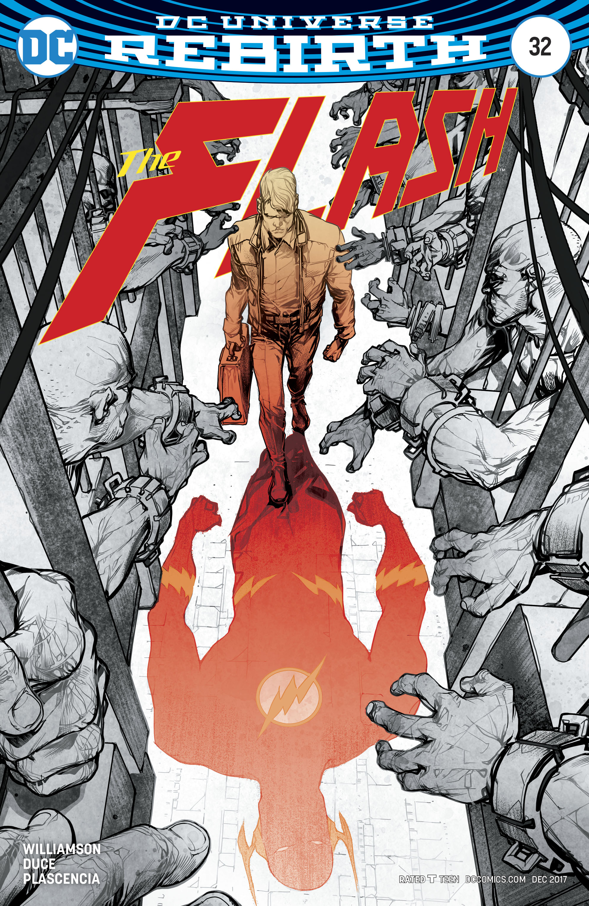 FLASH #32 VAR ED