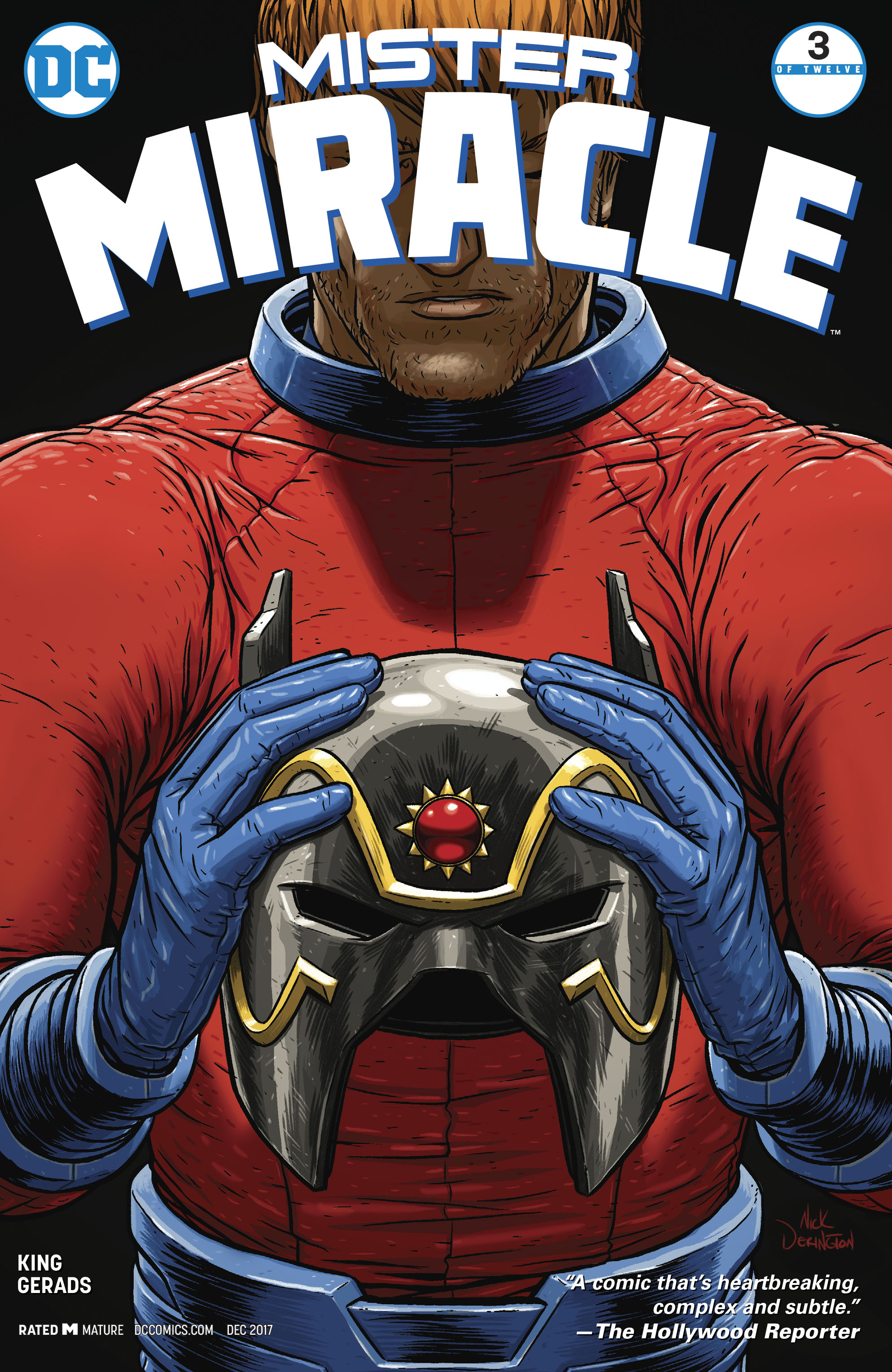 MISTER MIRACLE #3 (OF 12)