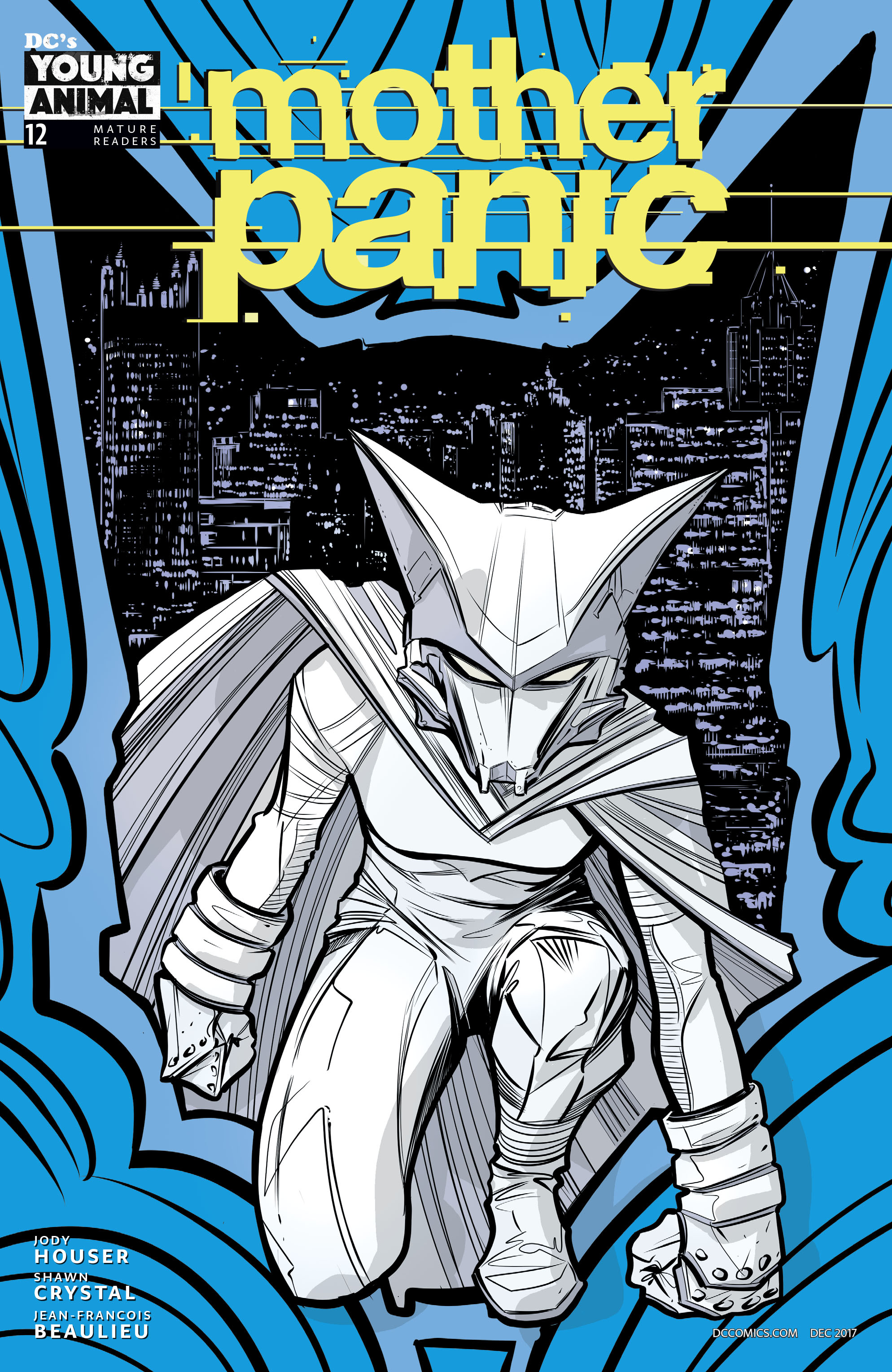 MOTHER PANIC #12 VAR ED (MR)
