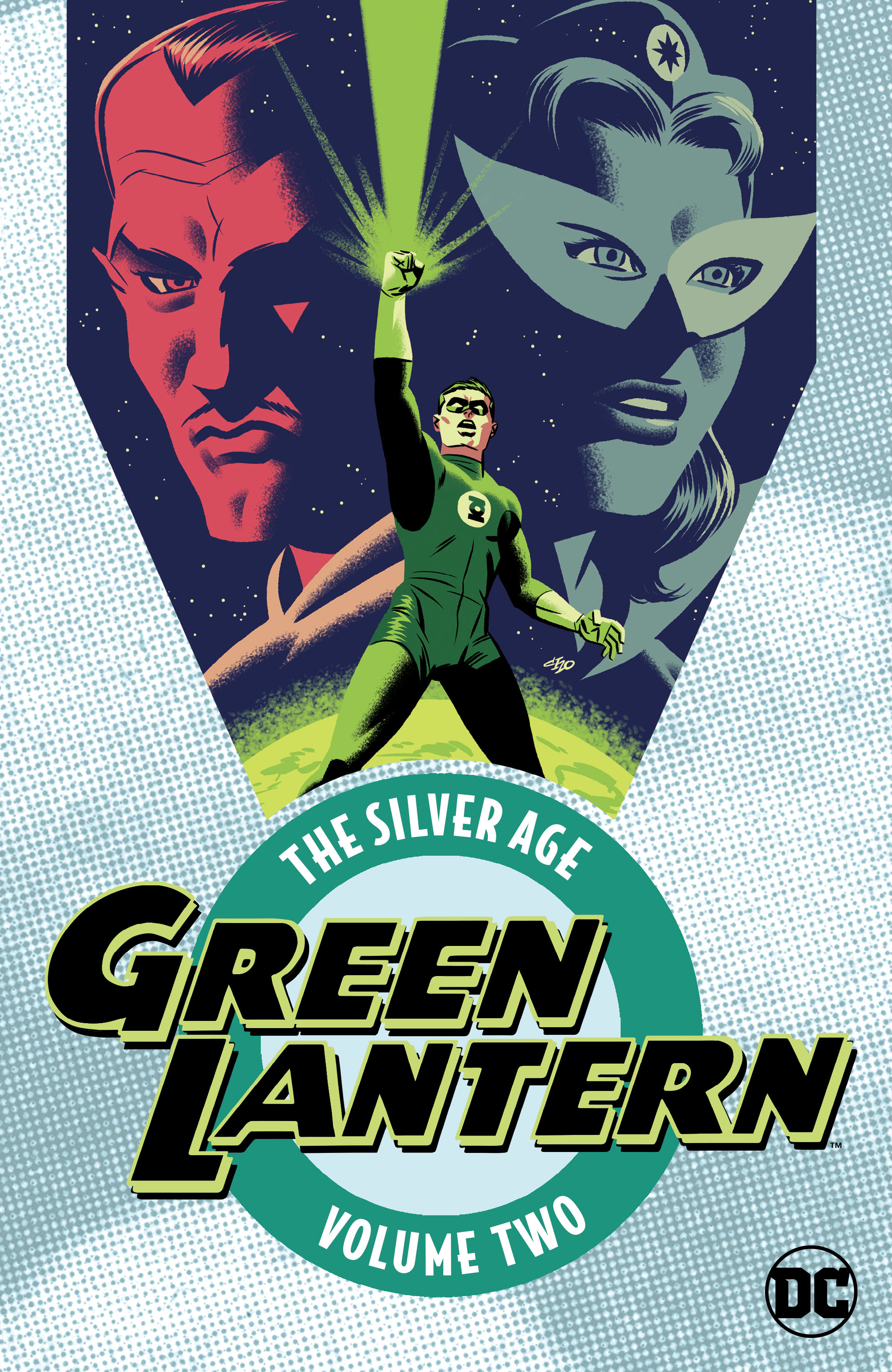 GREEN LANTERN THE SILVER AGE TP VOL 02