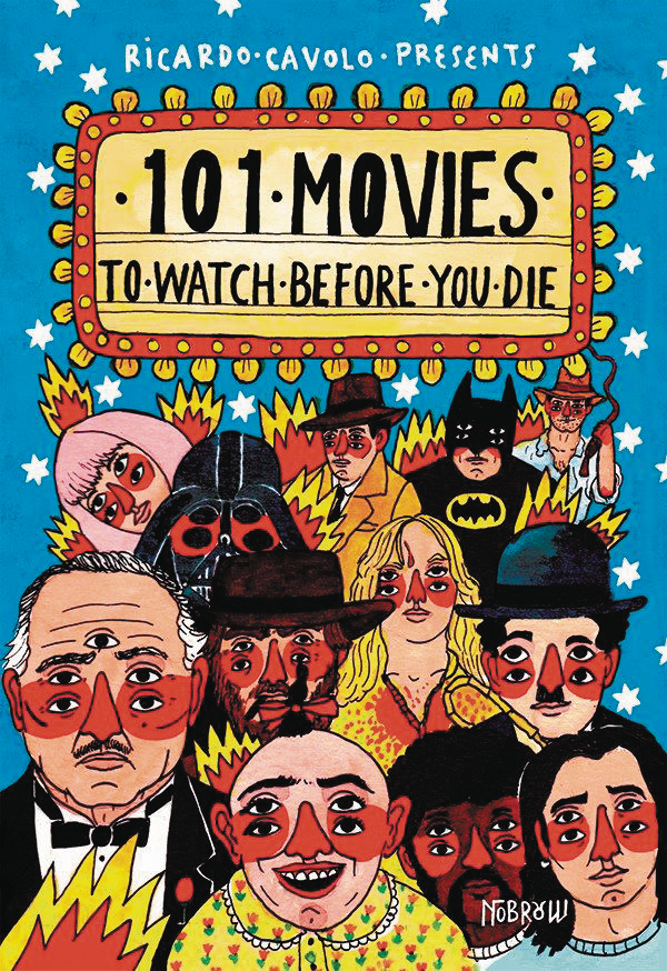 101 MOVIES TO WATCH BEFORE YOU DIE GN
