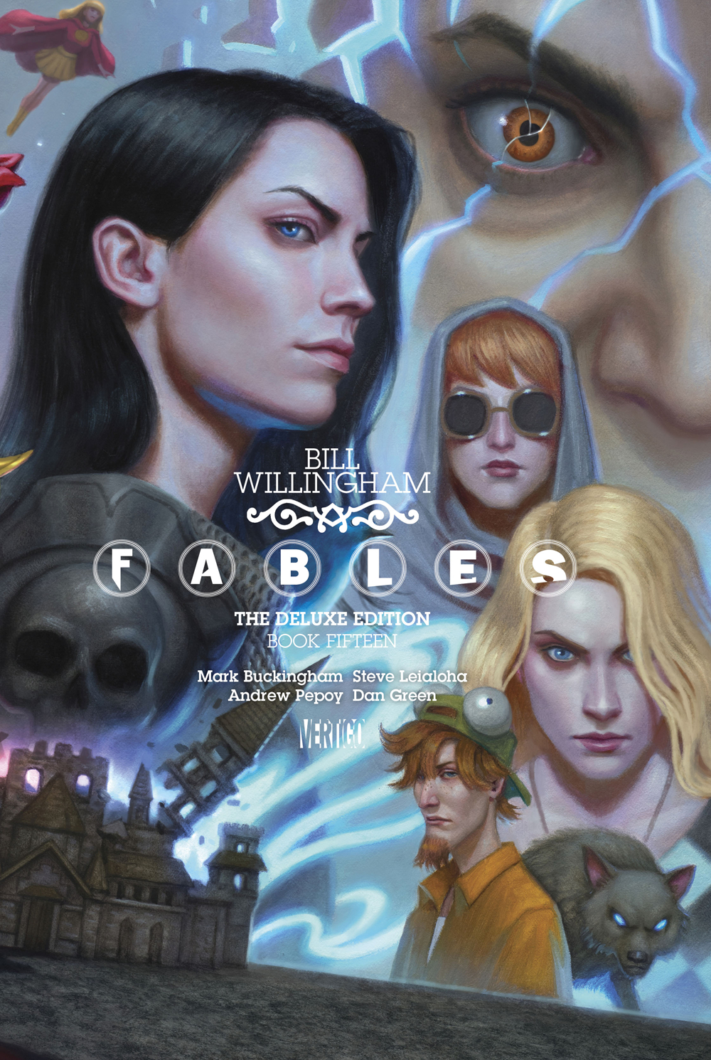 FABLES DELUXE EDITION HC VOL 15 (MR)