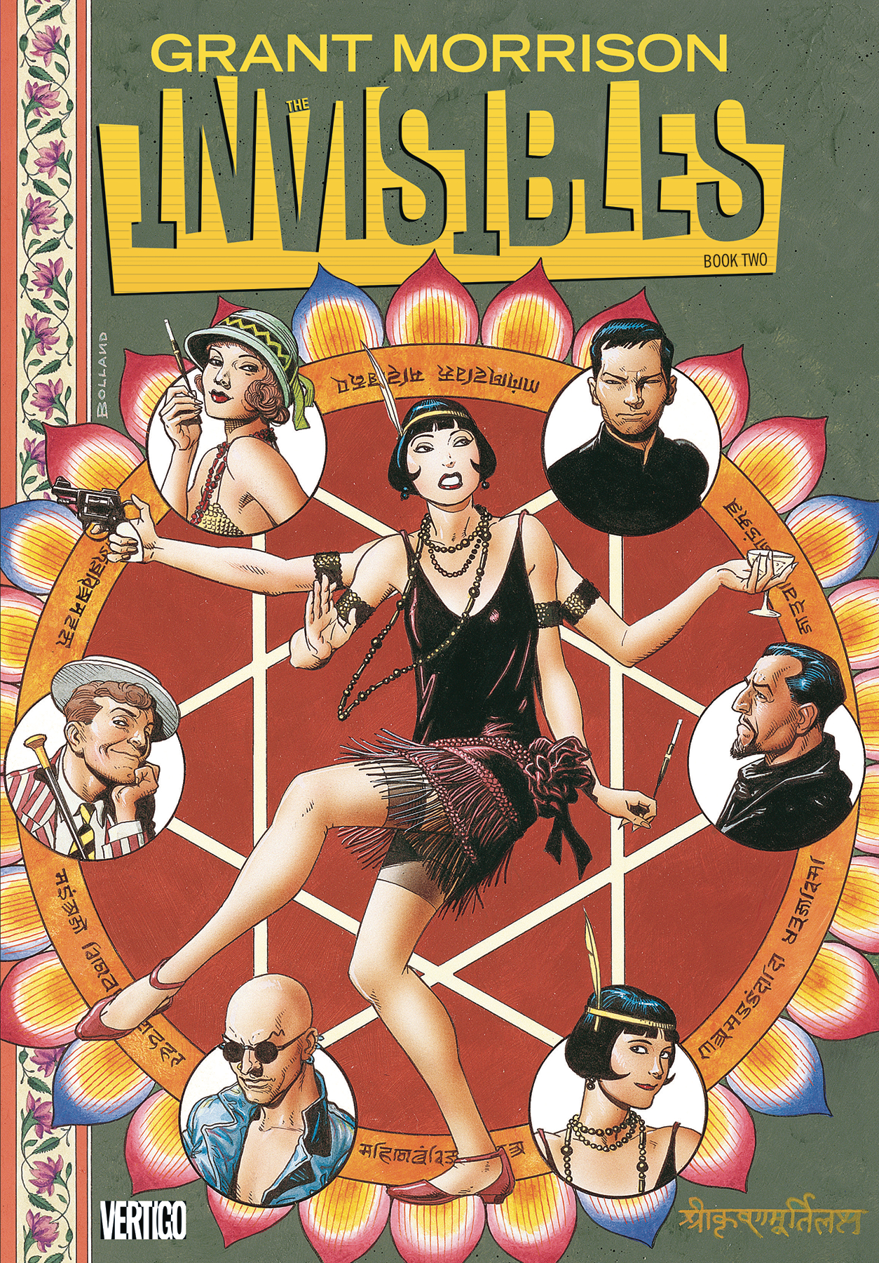 INVISIBLES TP BOOK 02 (MR)