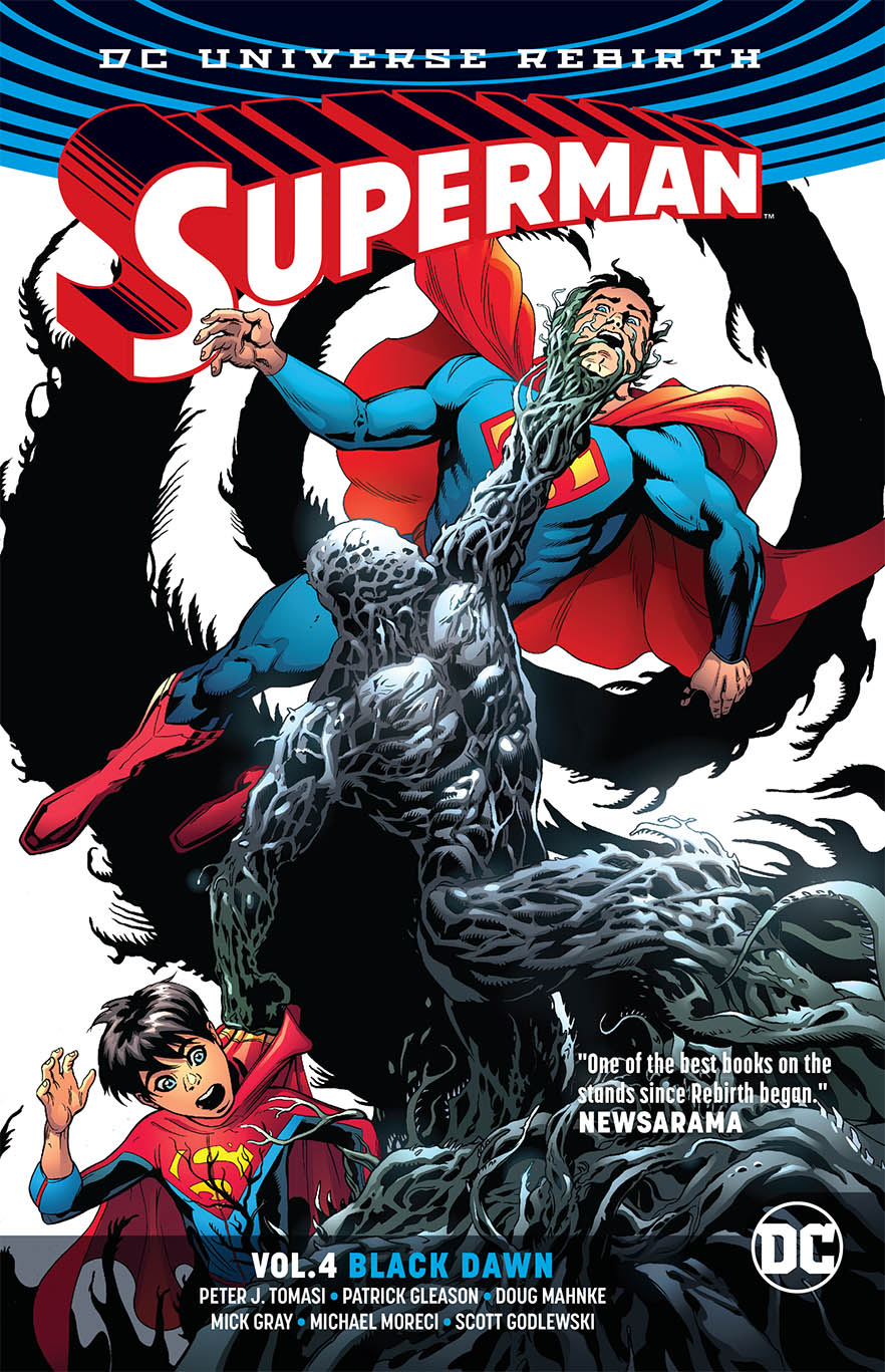 SUPERMAN TP VOL 04 BLACK DAWN (REBIRTH)