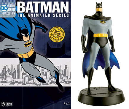 DC BATMAN TAS FIG COLL SER 1 #1 BATMAN