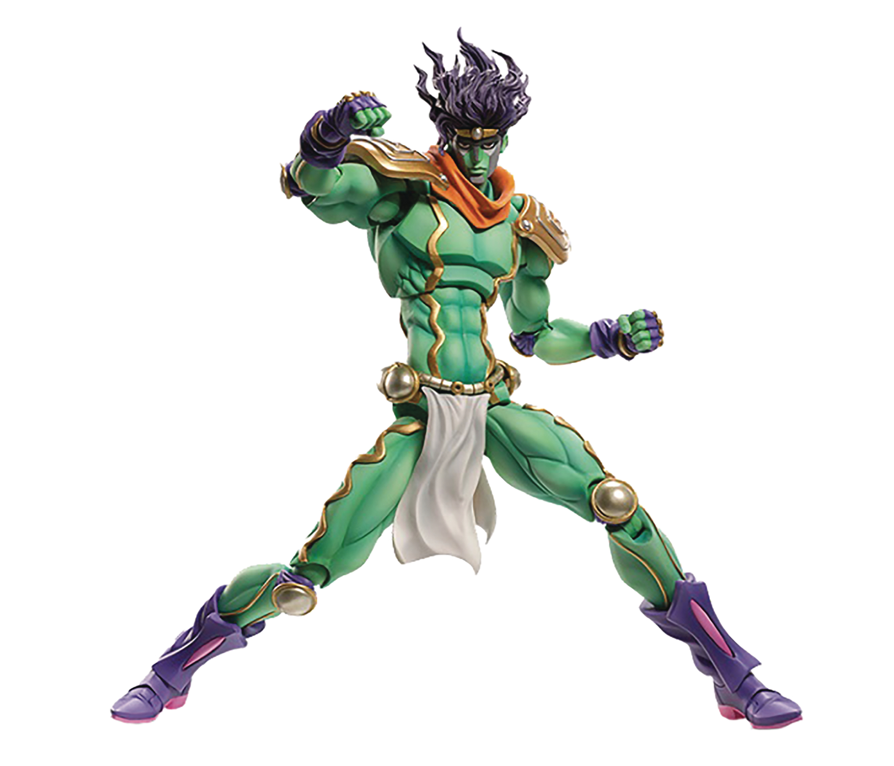 JOJOS BIZARRE ADV PART 3 STAR PLATINUM BIG SUPER ACTION FIG