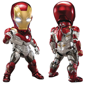 SPIDER-MAN HOMECOMING EAA-052 IRON MAN MARK 47 PX AF
