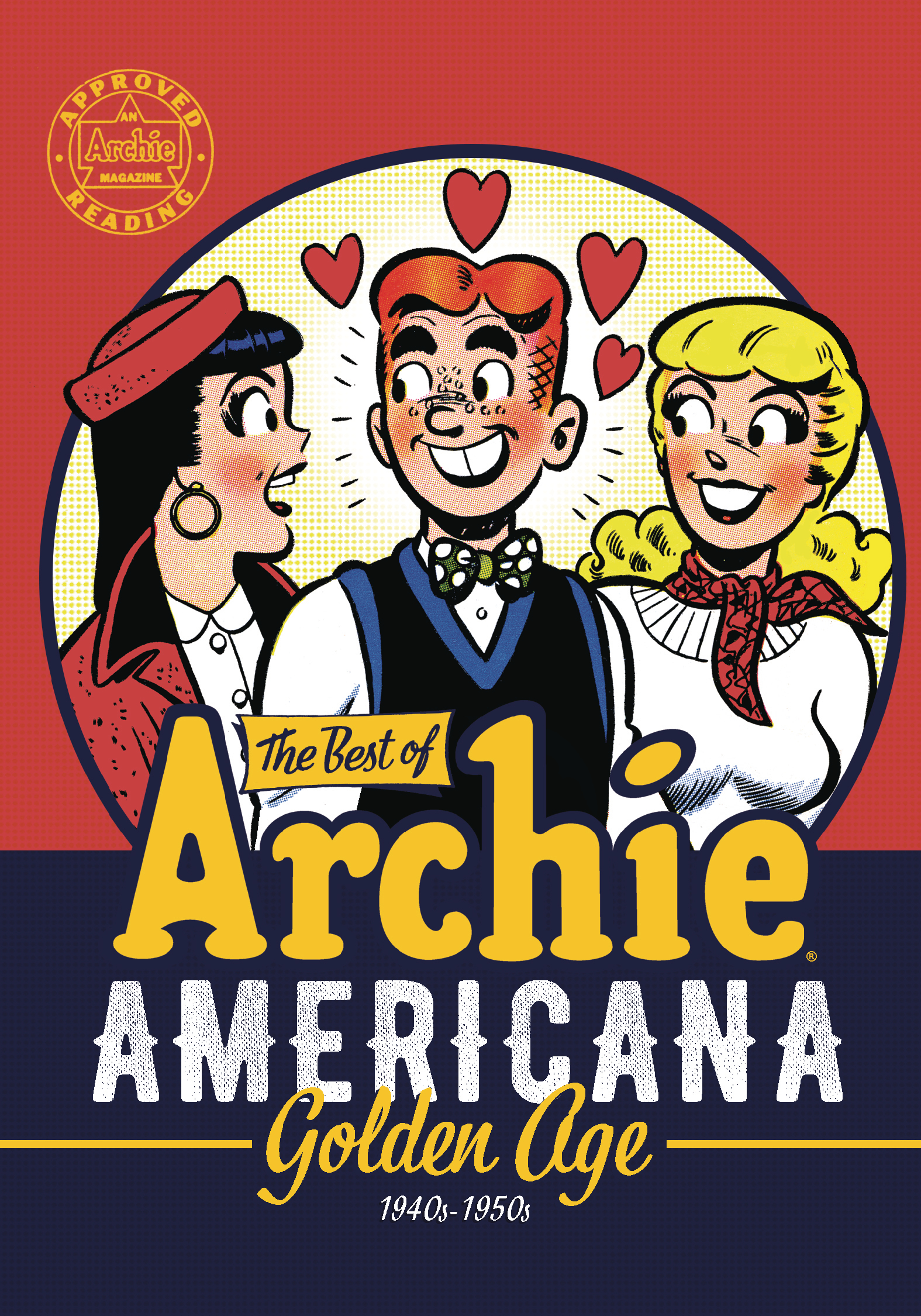 BEST OF ARCHIE AMERICANA TP VOL 01 GOLDEN AGE (SEP171192)