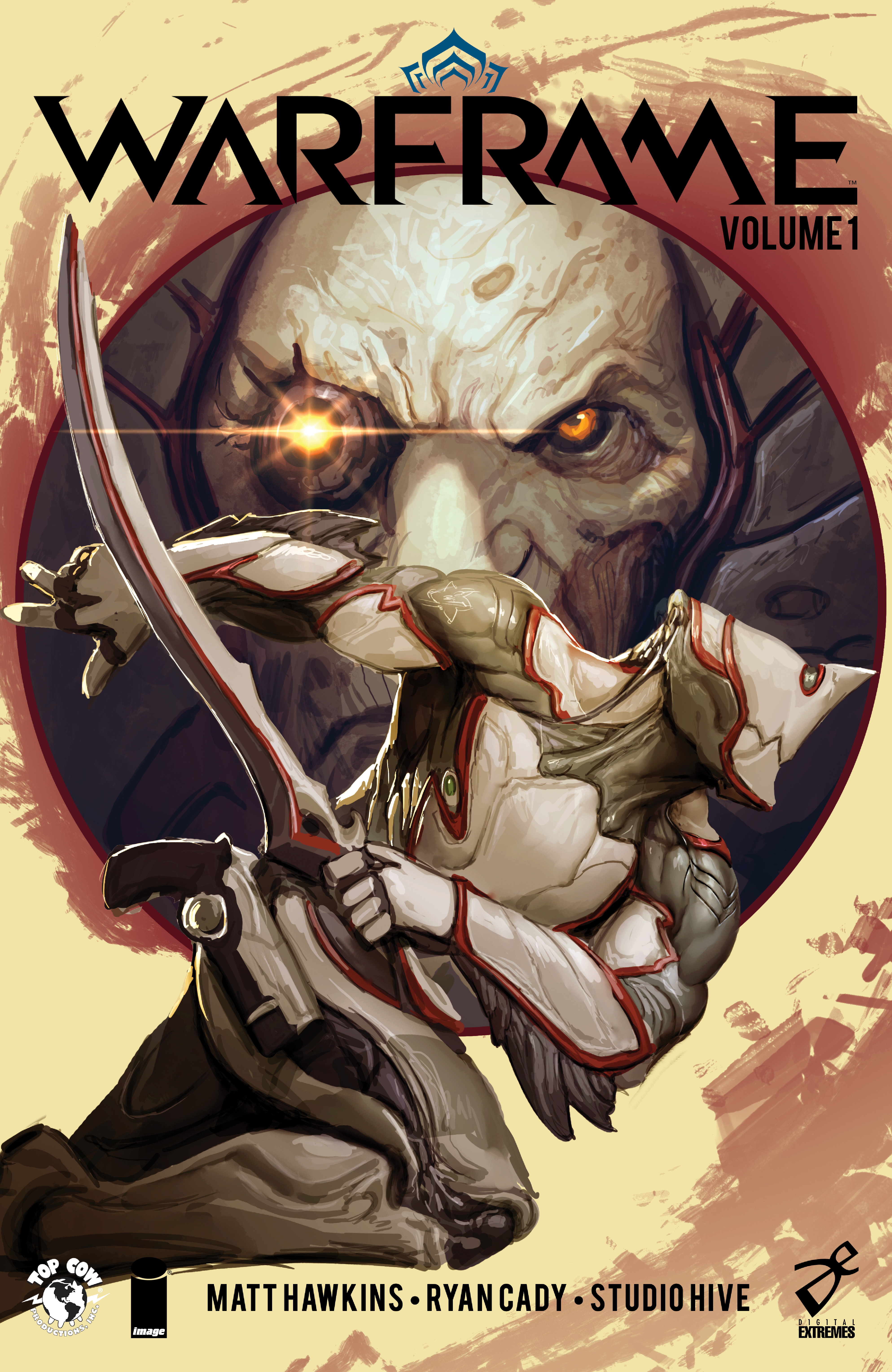 WARFRAME TP VOL 01