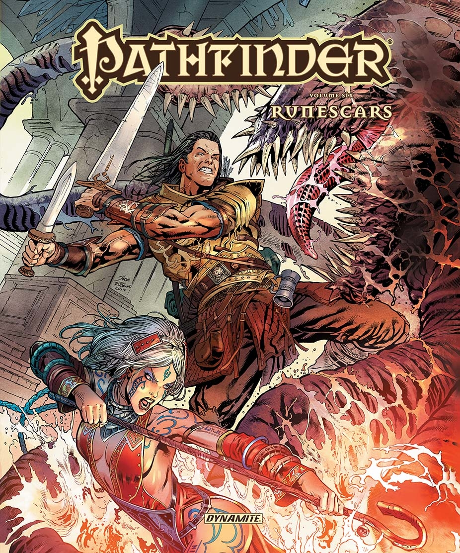 PATHFINDER RUNESCARS HC VOL 06