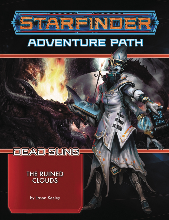 STARFINDER ADV PATH DEAD SUNS PART 4 OF 6