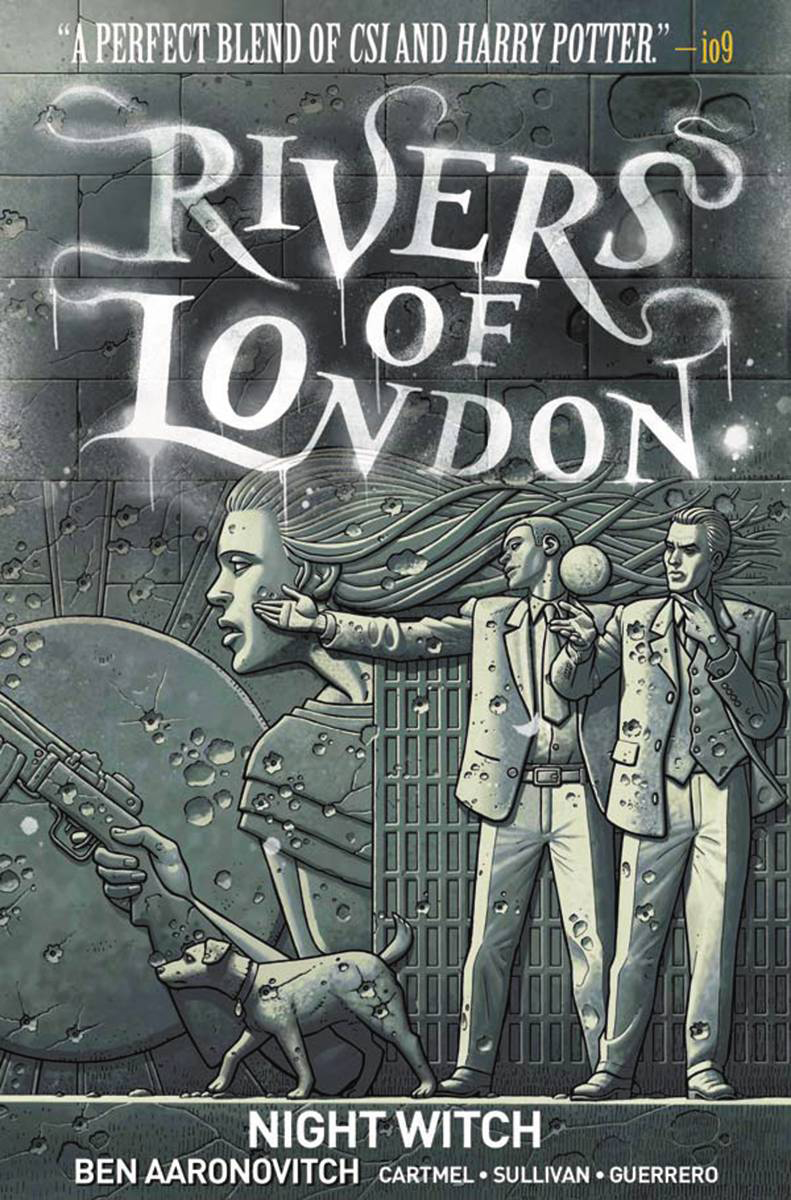 RIVERS OF LONDON TP VOL 02 NIGHT WITCH NEW PTG (O/A) (MR)