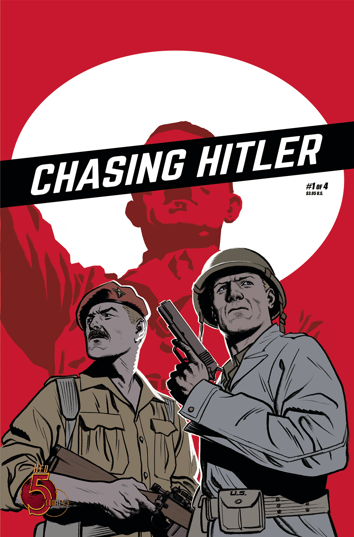 CHASING HITLER #1 (OF 4)