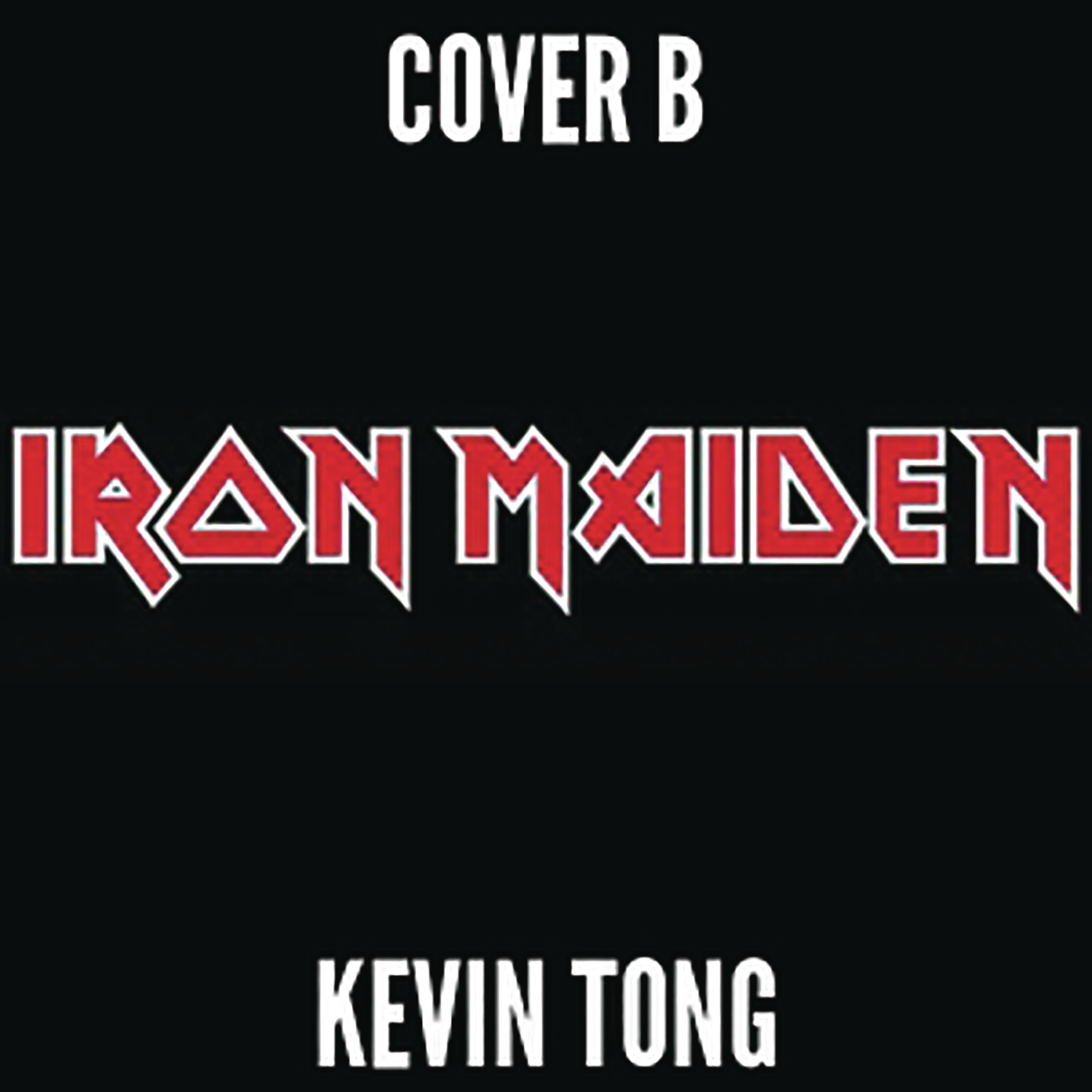 IRON MAIDEN LEGACY OF THE BEAST #2 (OF 5) CVR B TONG