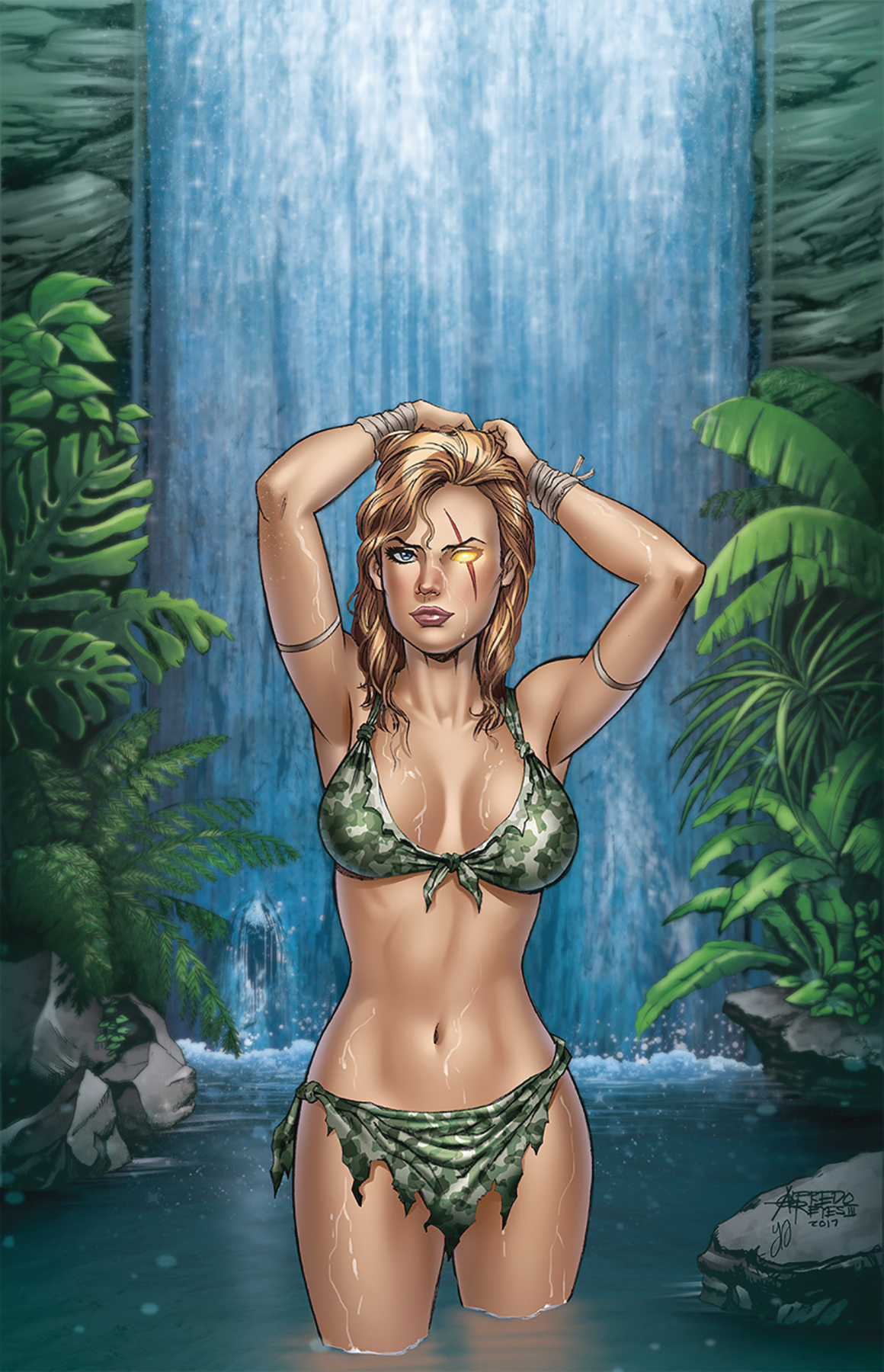 ROBYN HOOD THE HUNT #5 CVR C REYES