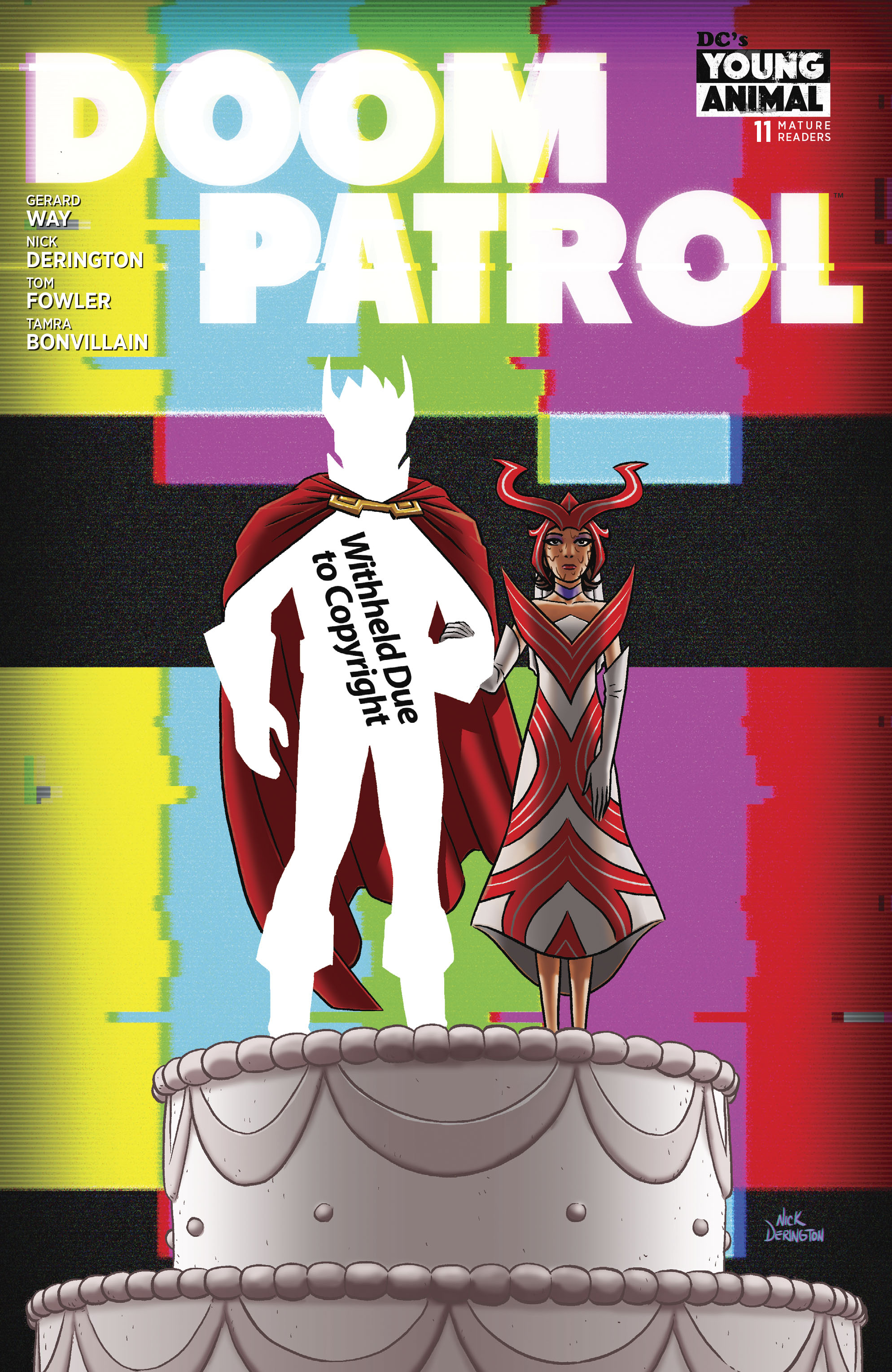 DOOM PATROL #11 (MR)