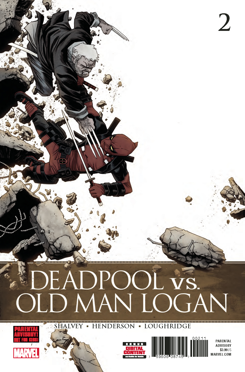 DEADPOOL VS OLD MAN LOGAN #2 (OF 5)