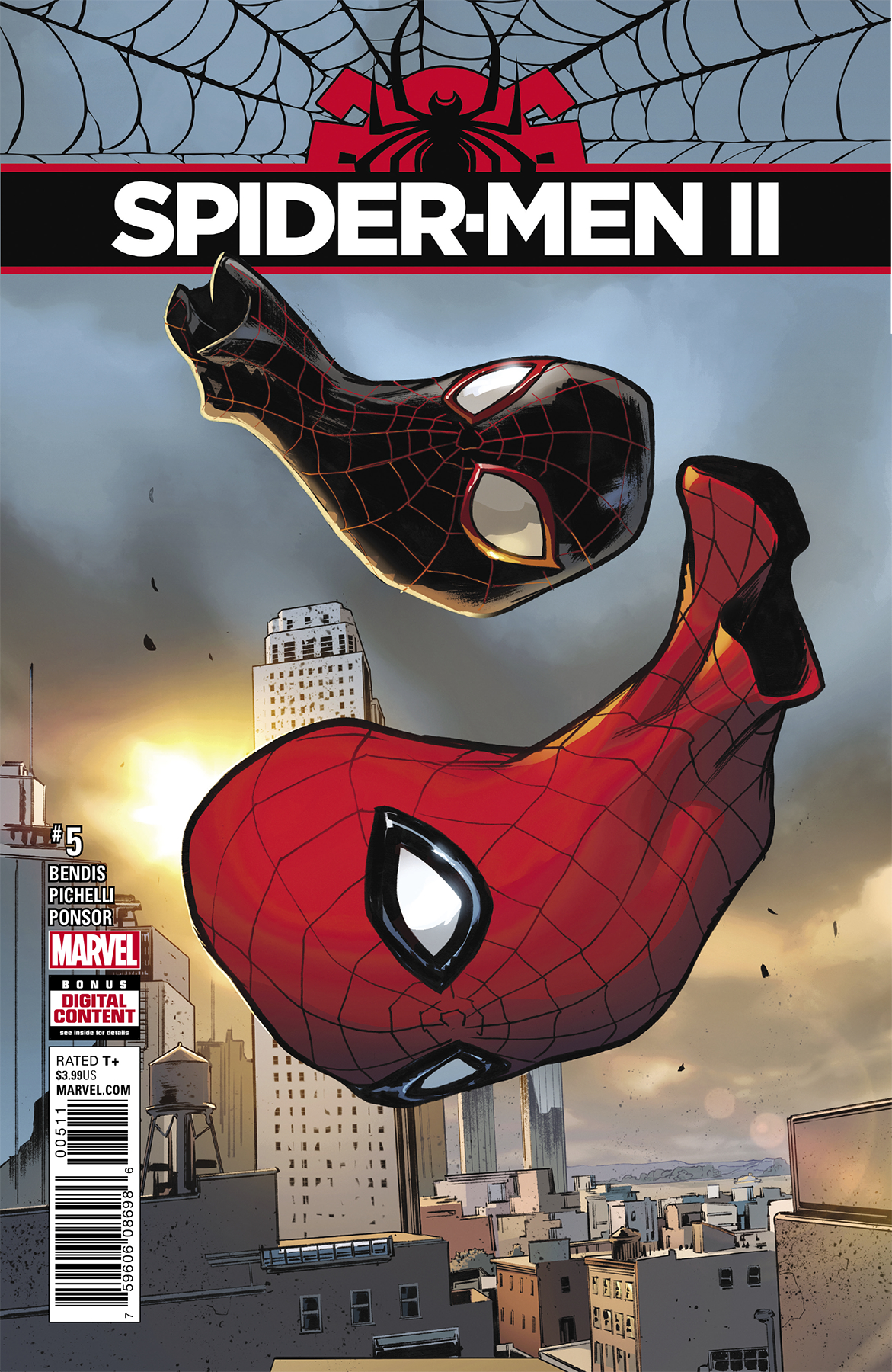 SPIDER-MEN II #5 (OF 5)