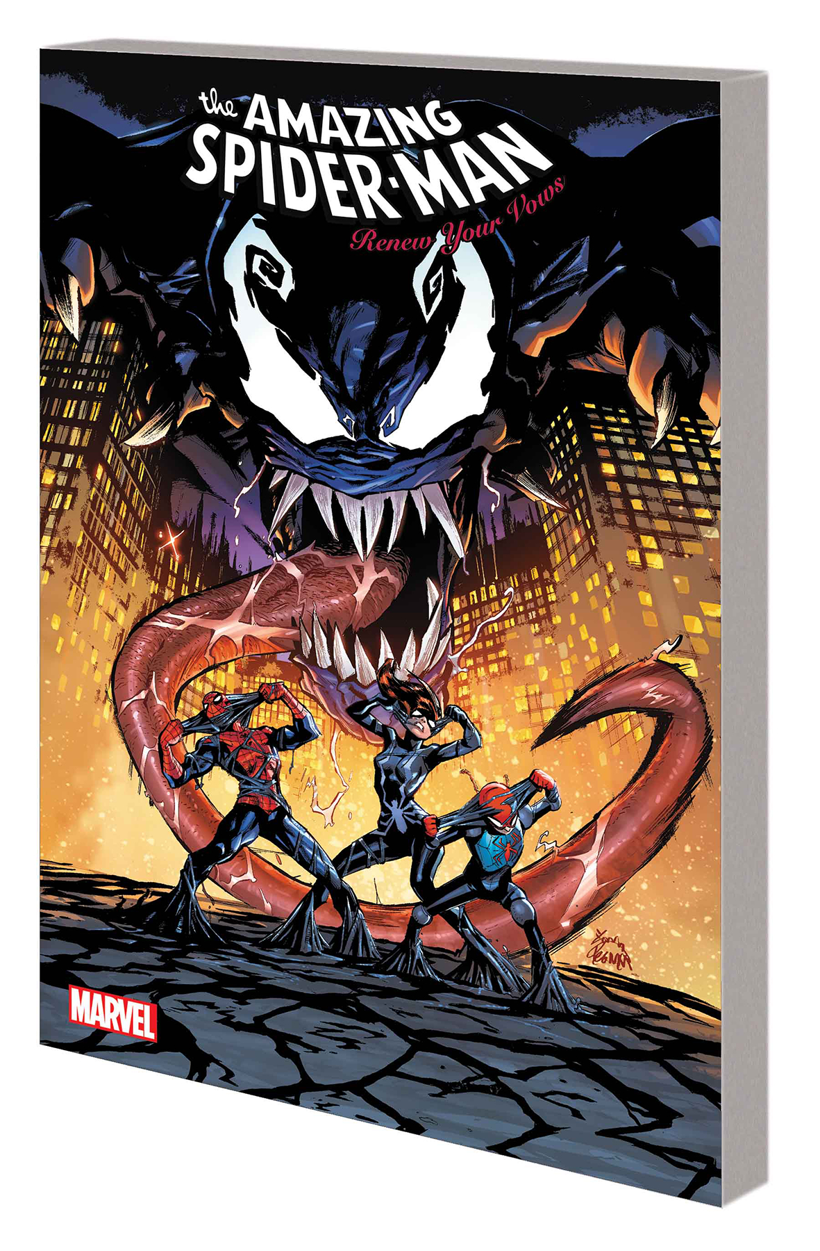 AMAZING SPIDER-MAN RENEW YOUR VOWS TP VOL 02 VENOM EXPERIMEN