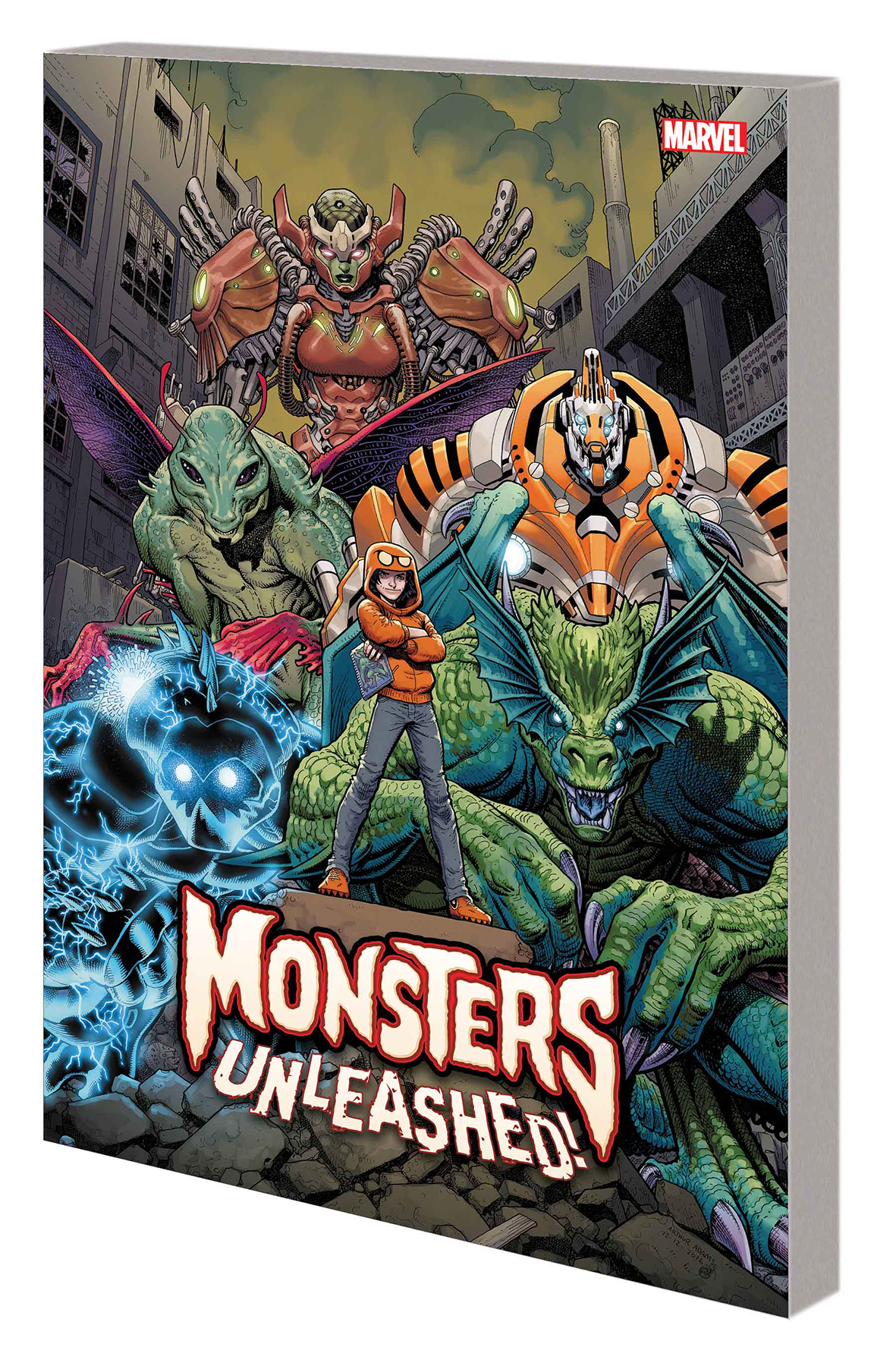 MONSTERS UNLEASHED TP VOL 01 MONSTER MASH