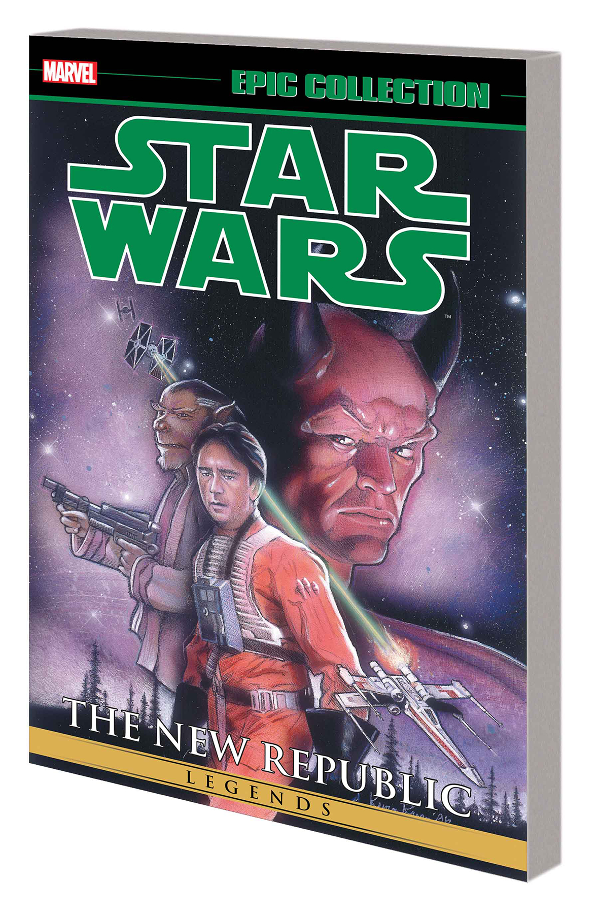 STAR WARS LEGENDS EPIC COLLECTION NEW REPUBLIC TP VOL 03