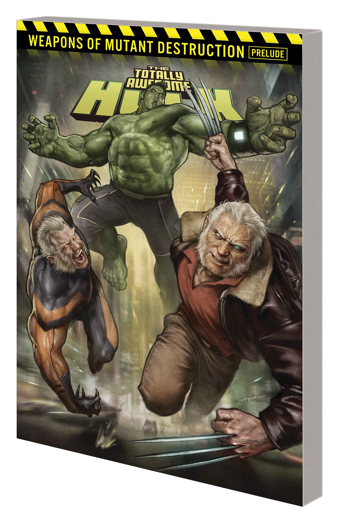 TOTALLY AWESOME HULK TP VOL 04 MY BEST FRIENDS ARE MONSTERS