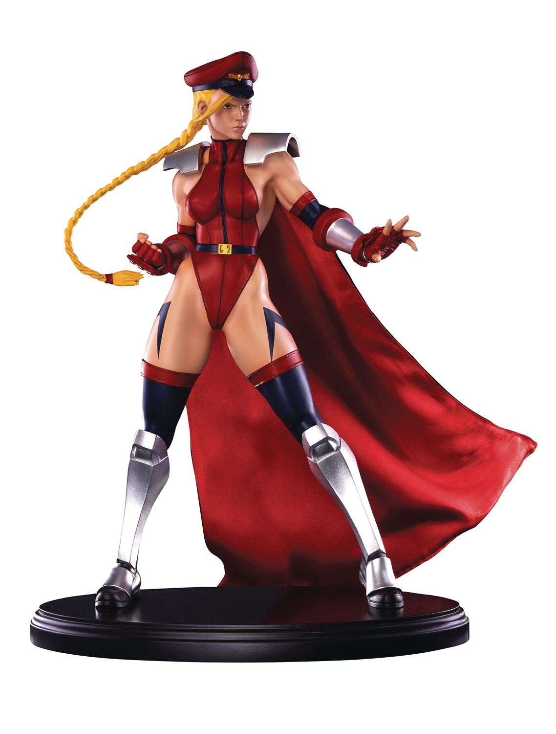 STREET FIGHTER SHADALOO CAMMY 1/4 SCALE STATUE