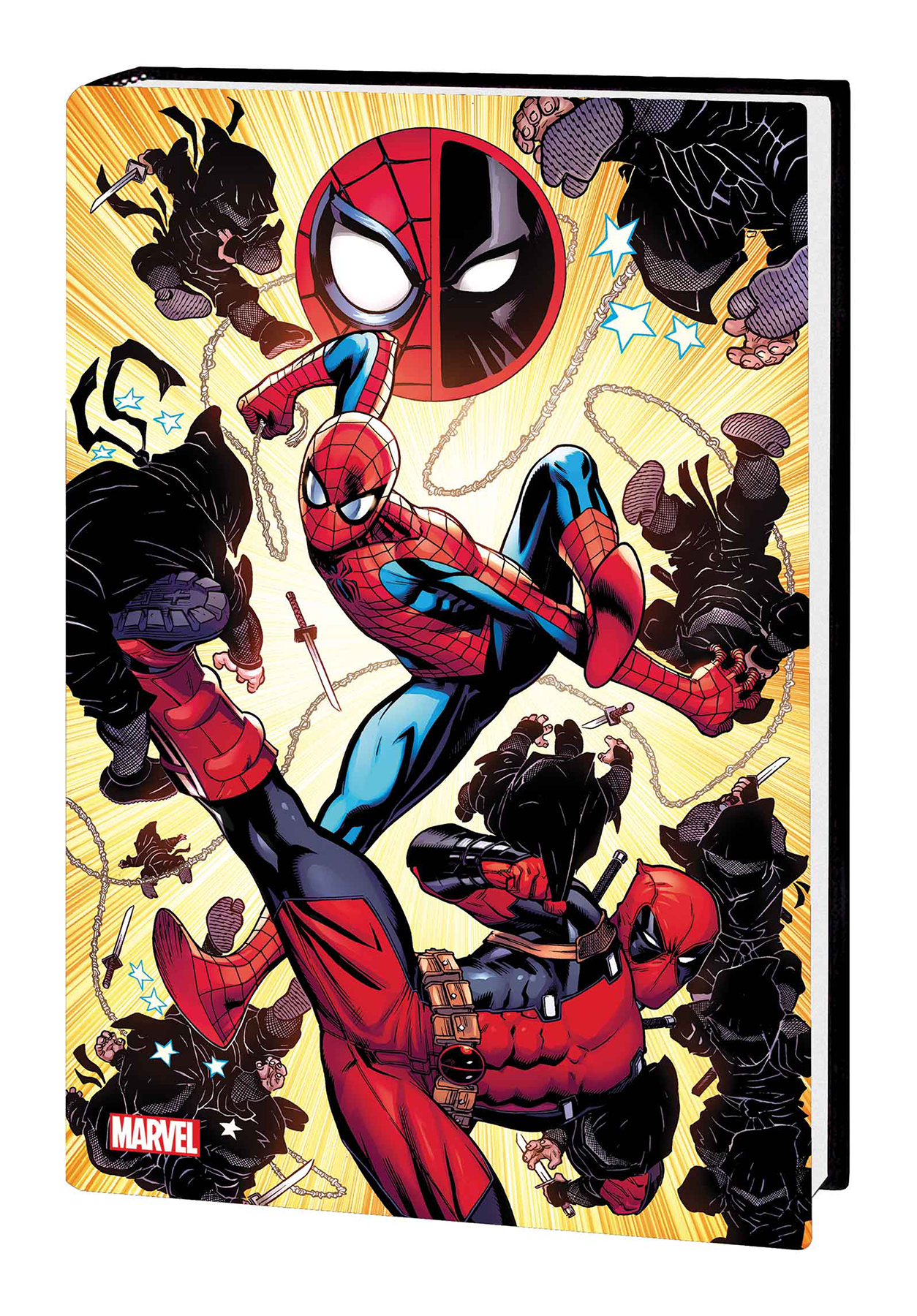 SPIDER MAN DEADPOOL BY KELLY U0026 MCGUINNESS HC