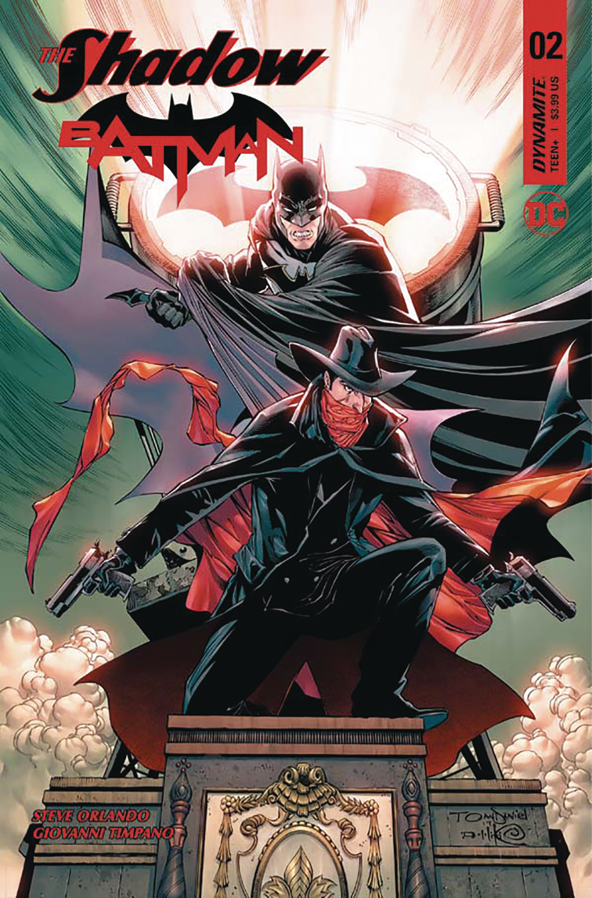 SHADOW BATMAN #2