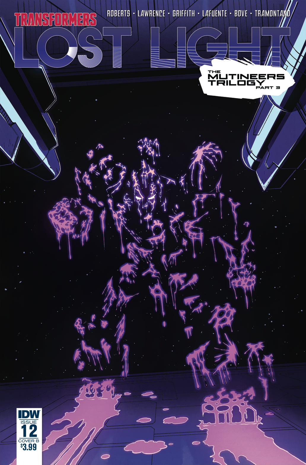 TRANSFORMERS LOST LIGHT #12 CVR B ROCHE