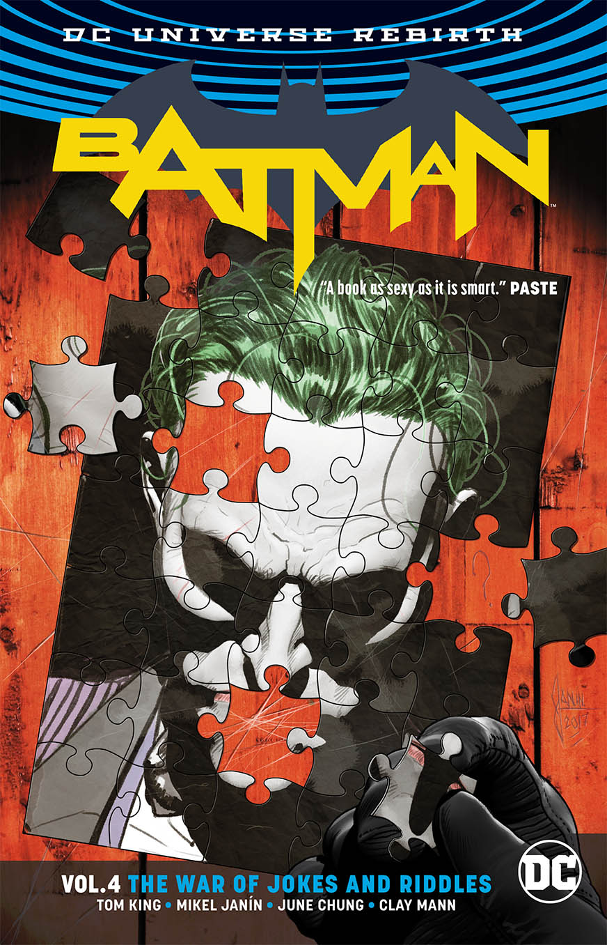 BATMAN TP VOL 04 THE WAR OF JOKES & RIDDLES