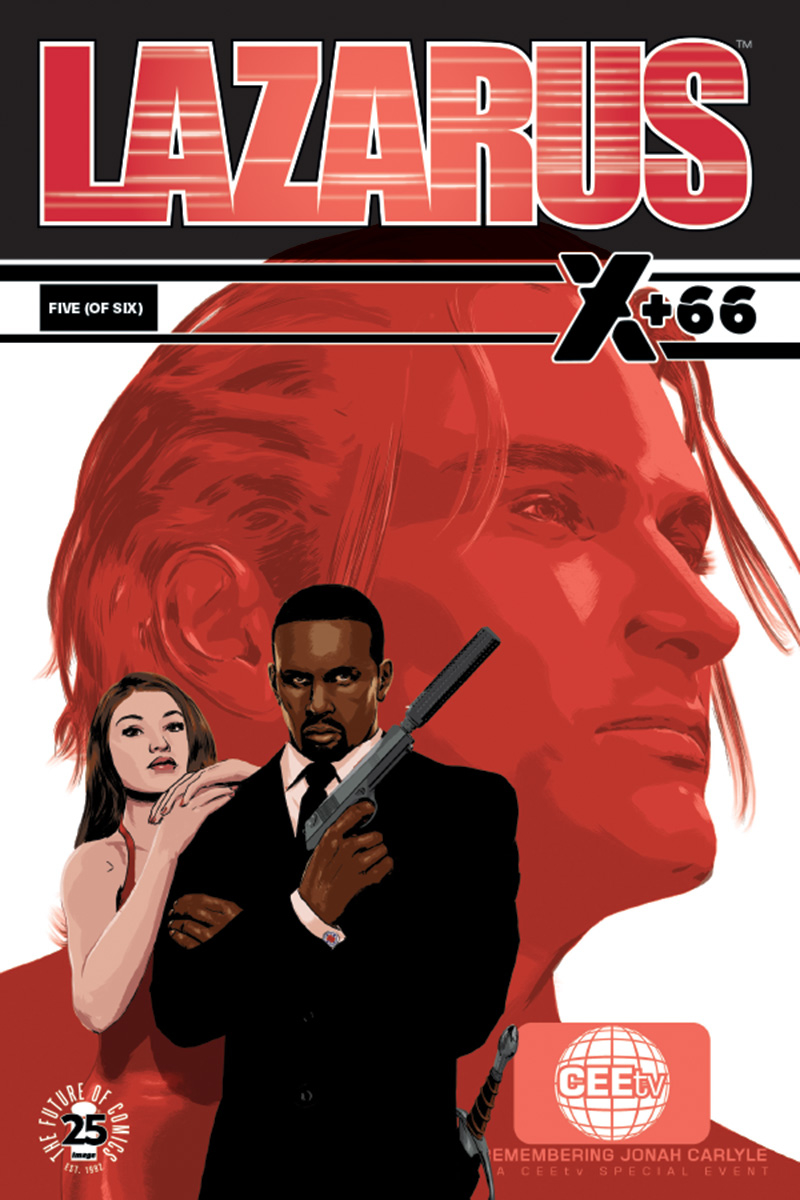 LAZARUS X PLUS 66 #5 (OF 6) (MR)
