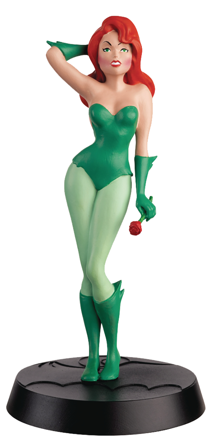 DC BATMAN TAS FIG COLL SER 1 #4 POISON IVY