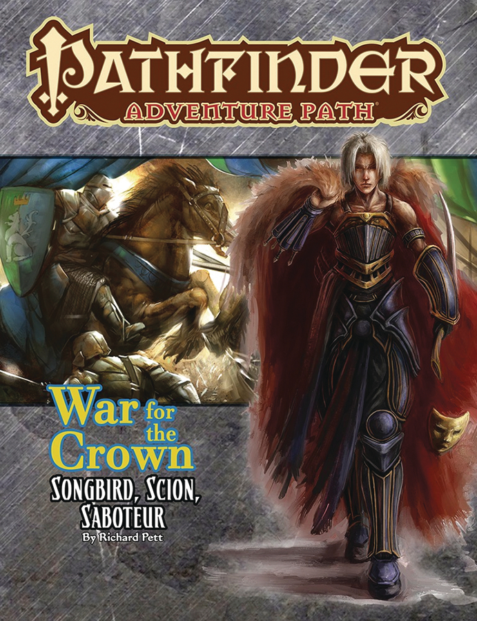 PATHFINDER ADV PATH WAR FOR THE CROWN PART 2 OF 6