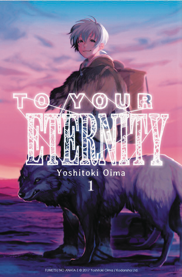 TO YOUR ETERNITY GN VOL 01